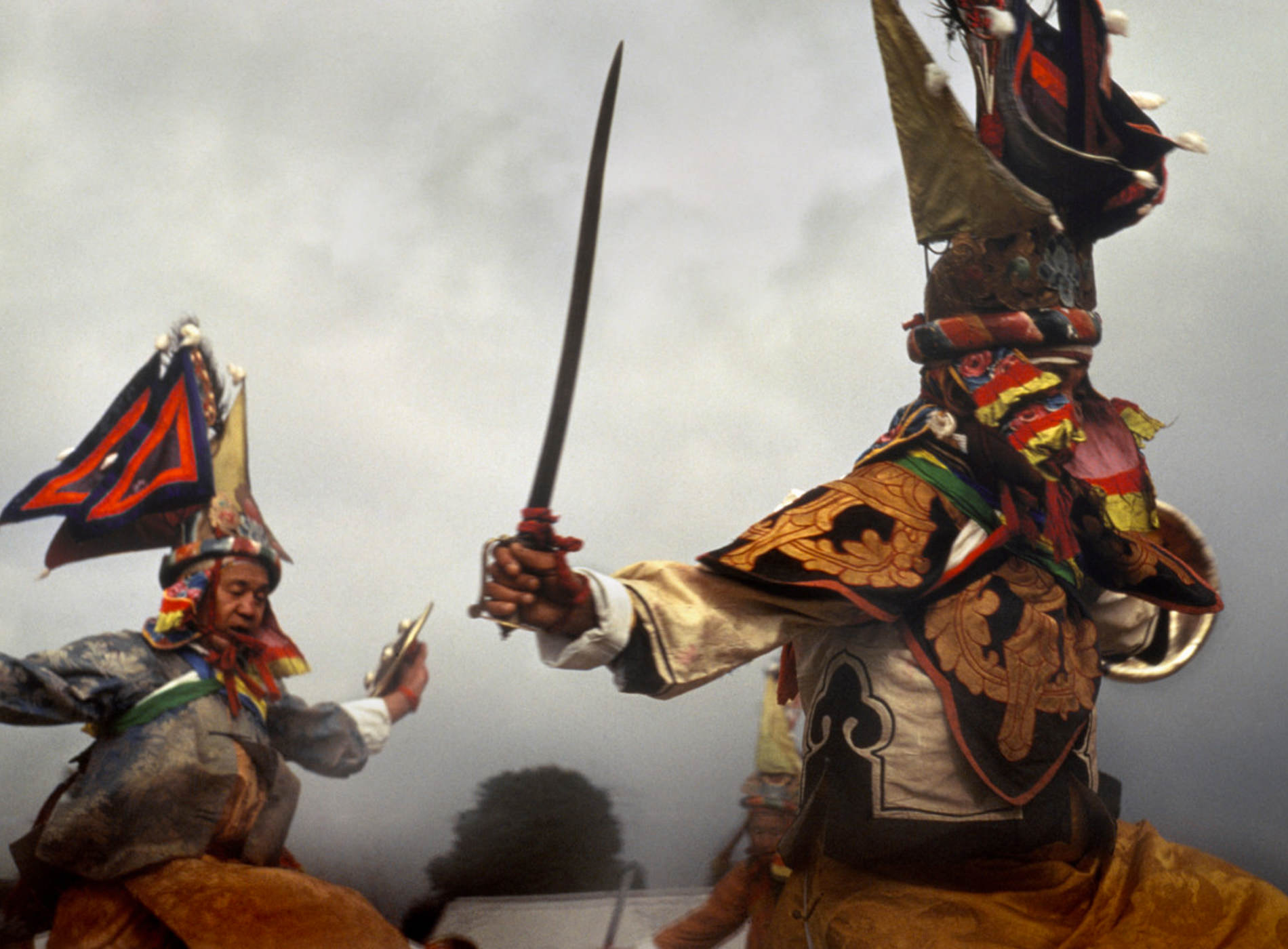 Amankora Lodges Bhoutan Festival Folklore