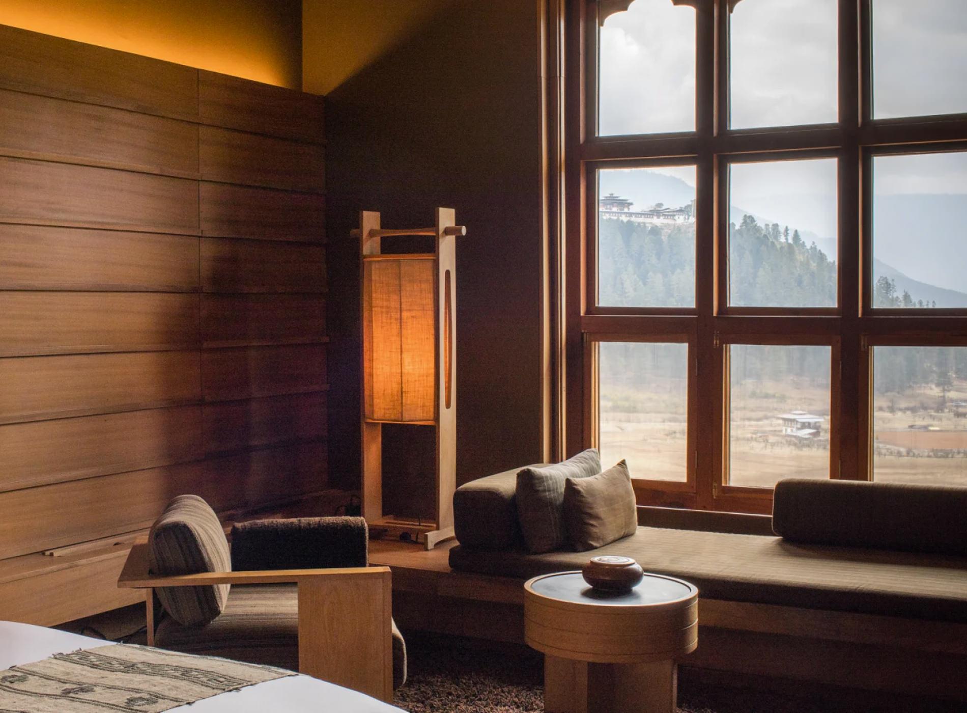 Amankora Lodges Bhoutan Gangtey Lodge Suite