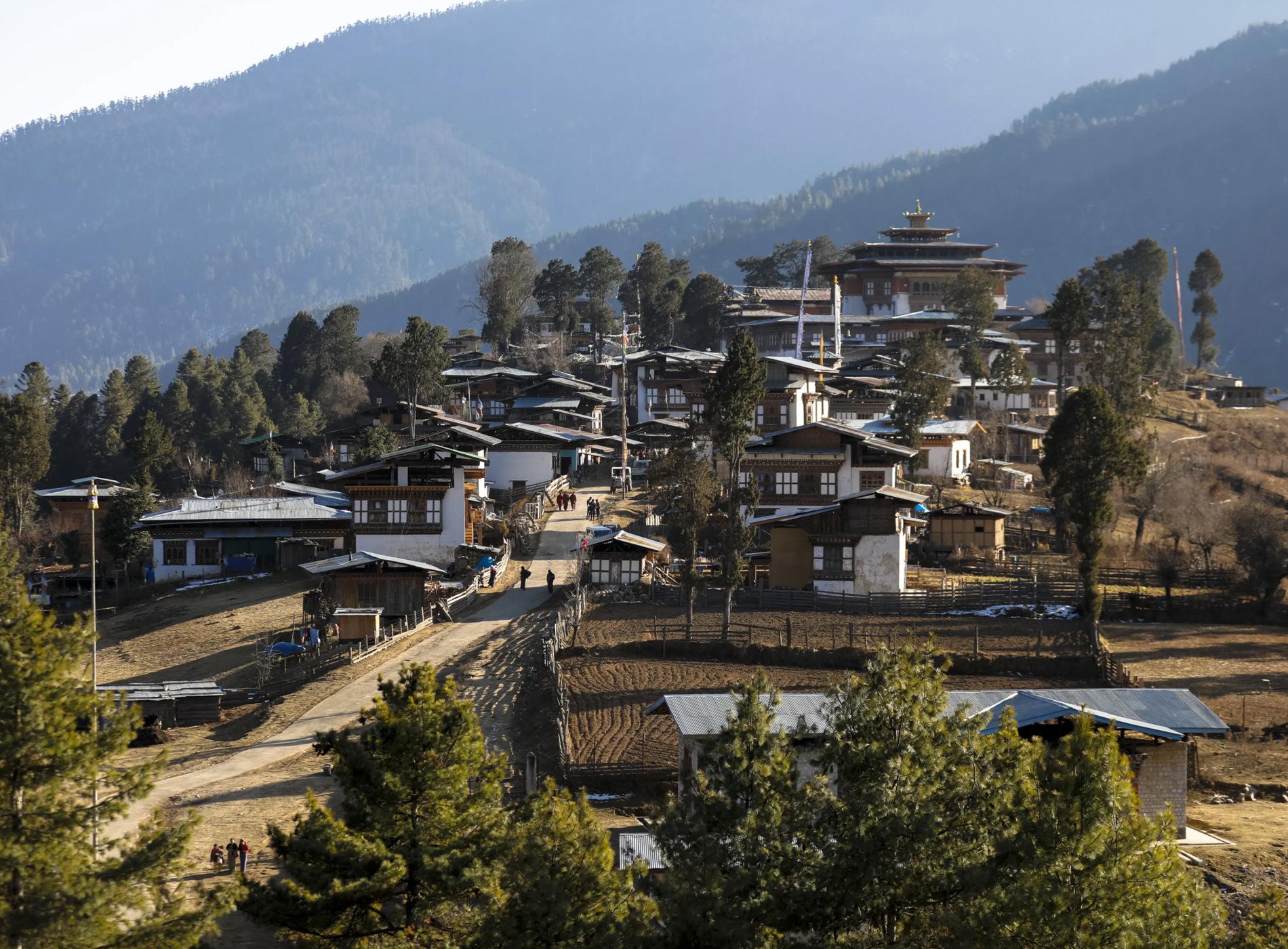 Amankora Lodges Bhoutan Gangtey Lodge Village