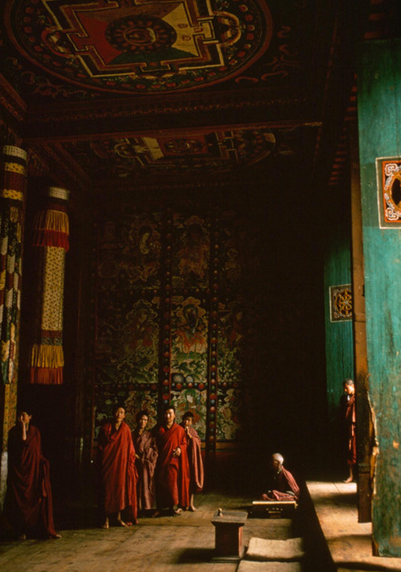 Amankora Lodges Bhoutan Moines