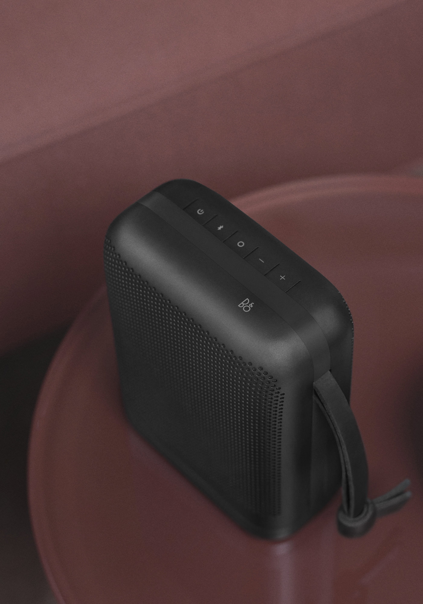 Enceinte Beoplay P6 Bang & Olufsen Black Edition