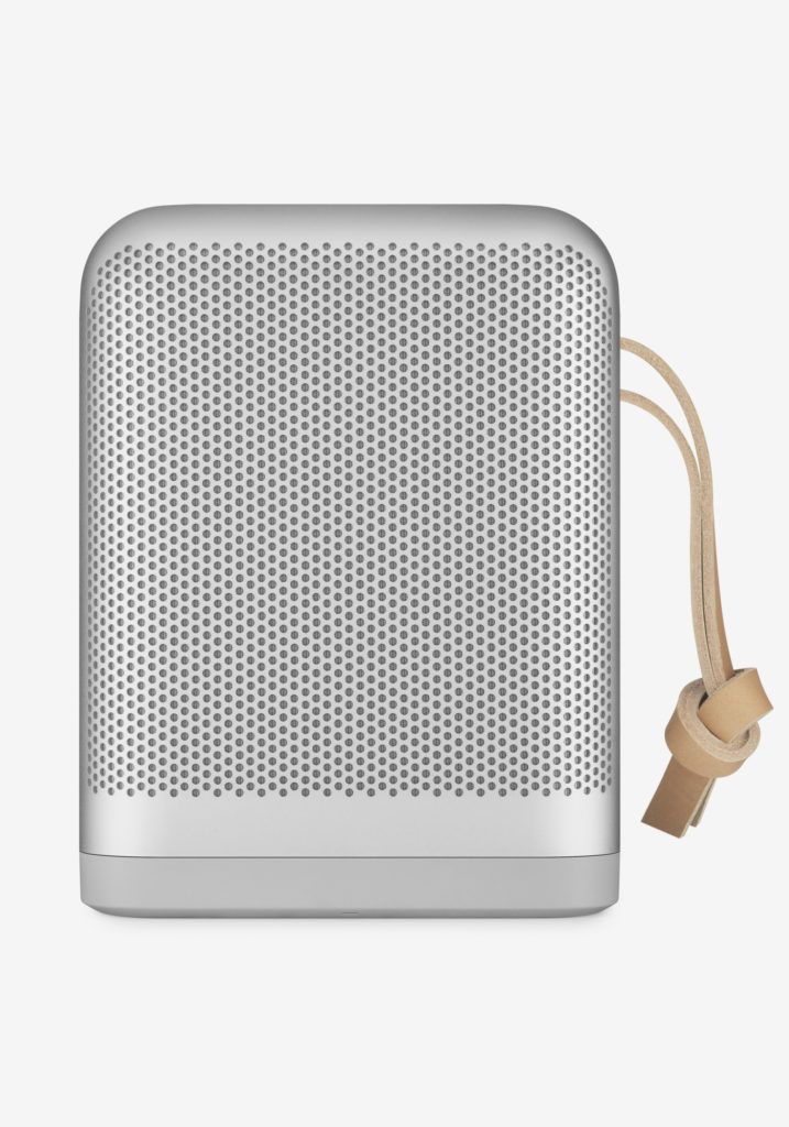 Enceinte Beoplay P6 Bang & Olufsen Silver & Black Edition
