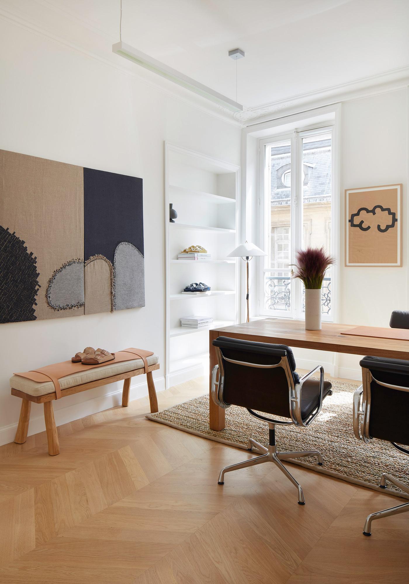 Birkenstock Showroom Paris Appartement Parisien