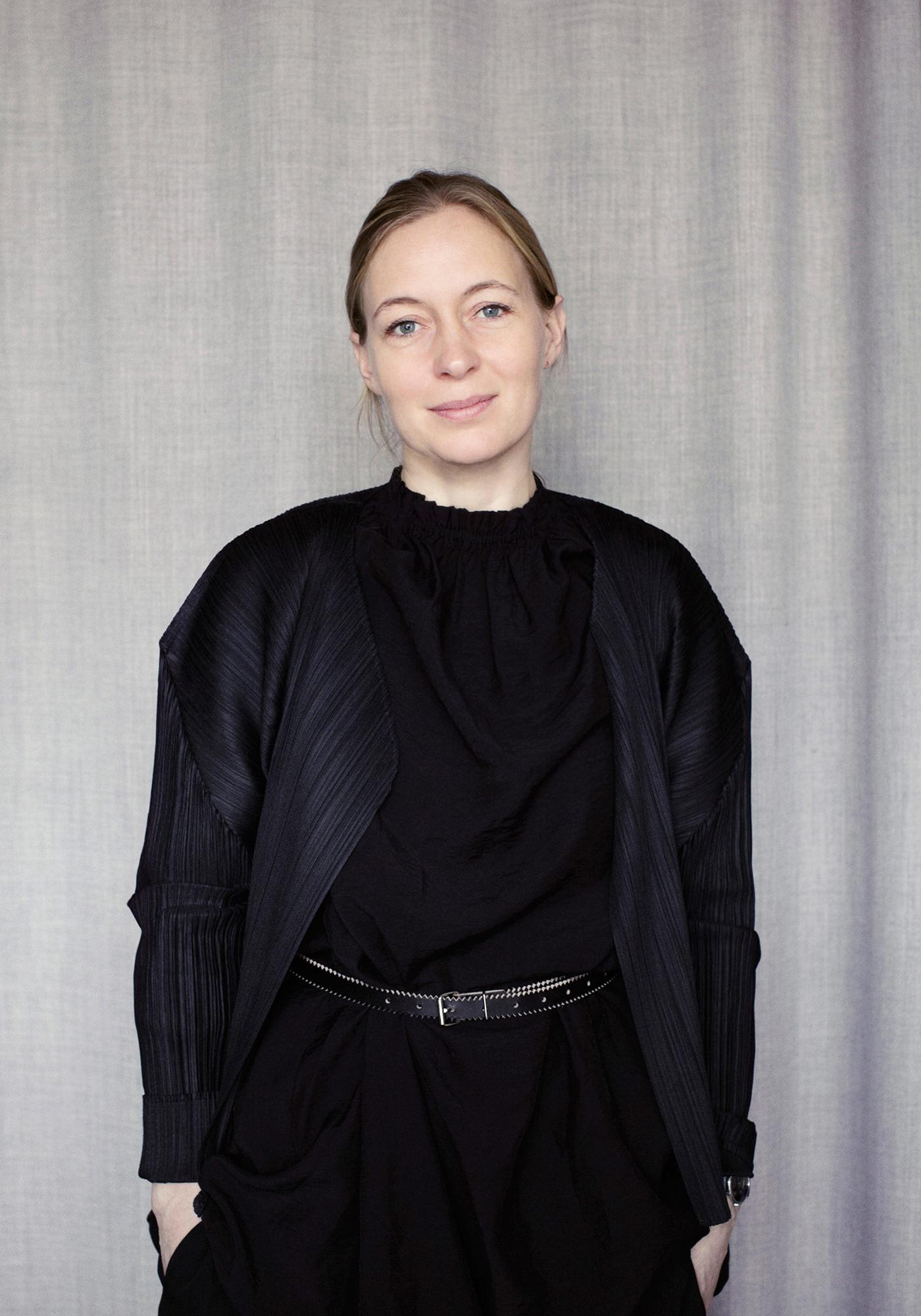 Cecilie Manz Designer Bang & Olufsen Beoplay P6 Portrait