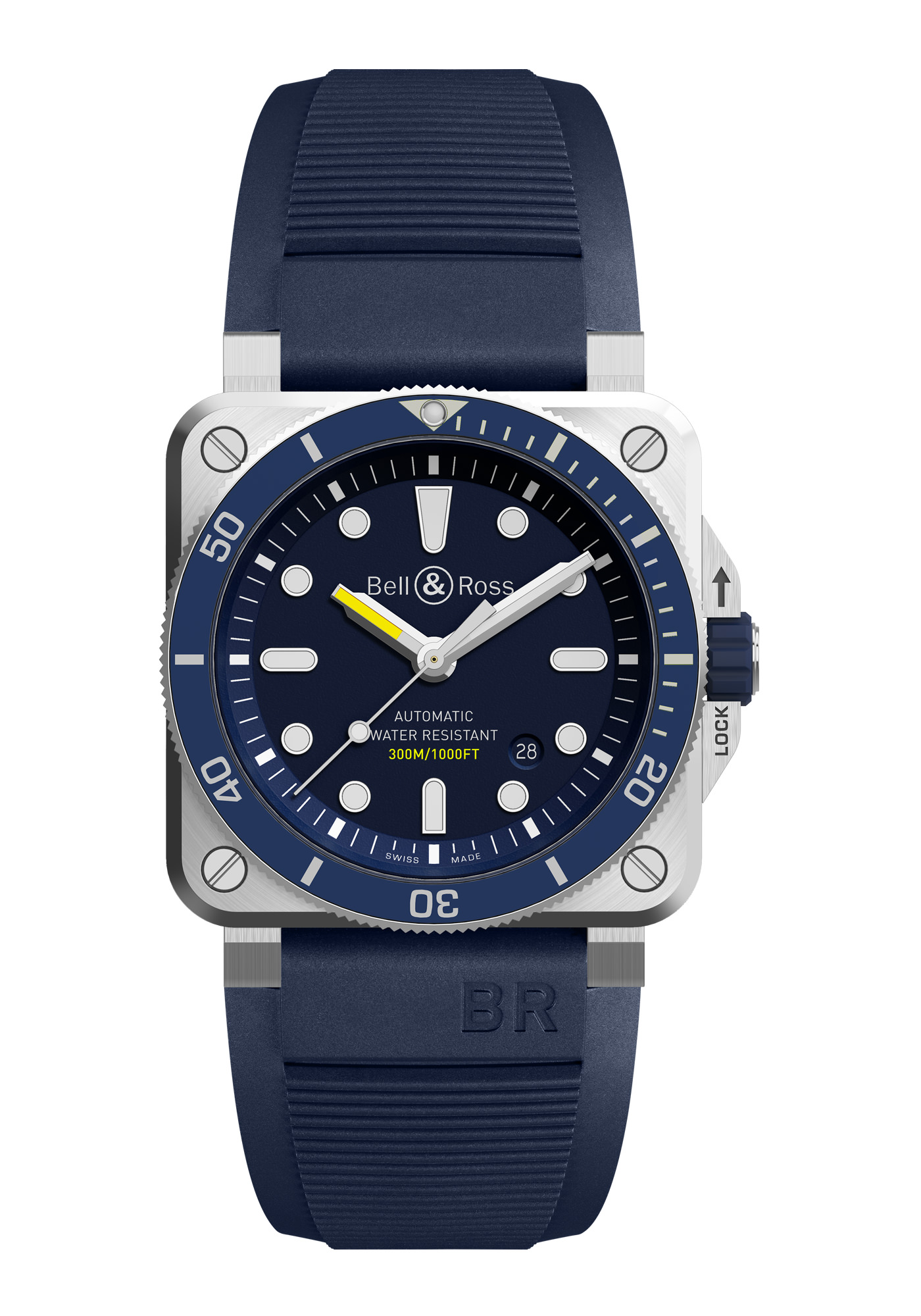 Bell & Ross BR03-92 Blue Diver