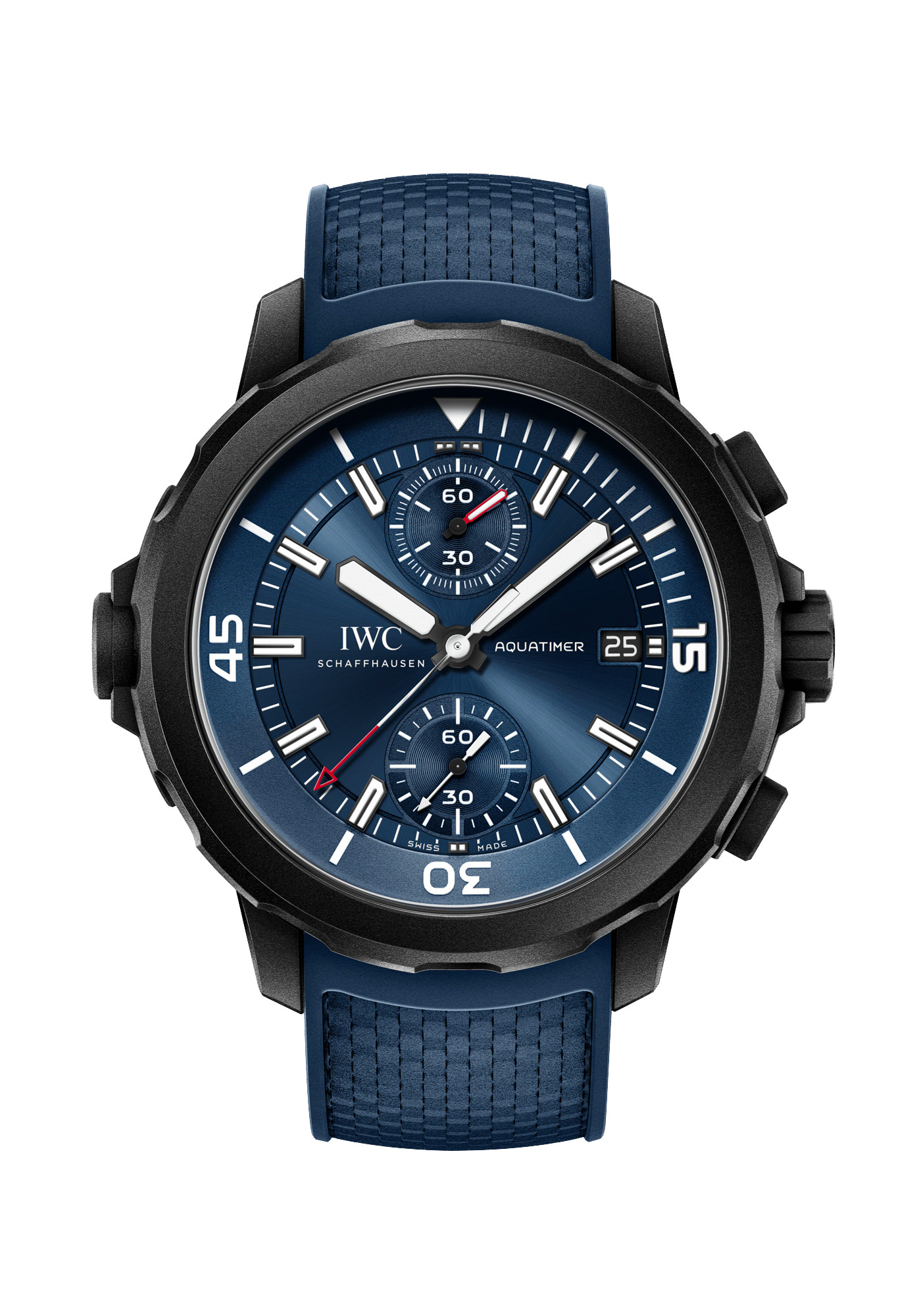 "Montres IWC Aquatimer Automatic ""Laureus Sport For Good"""