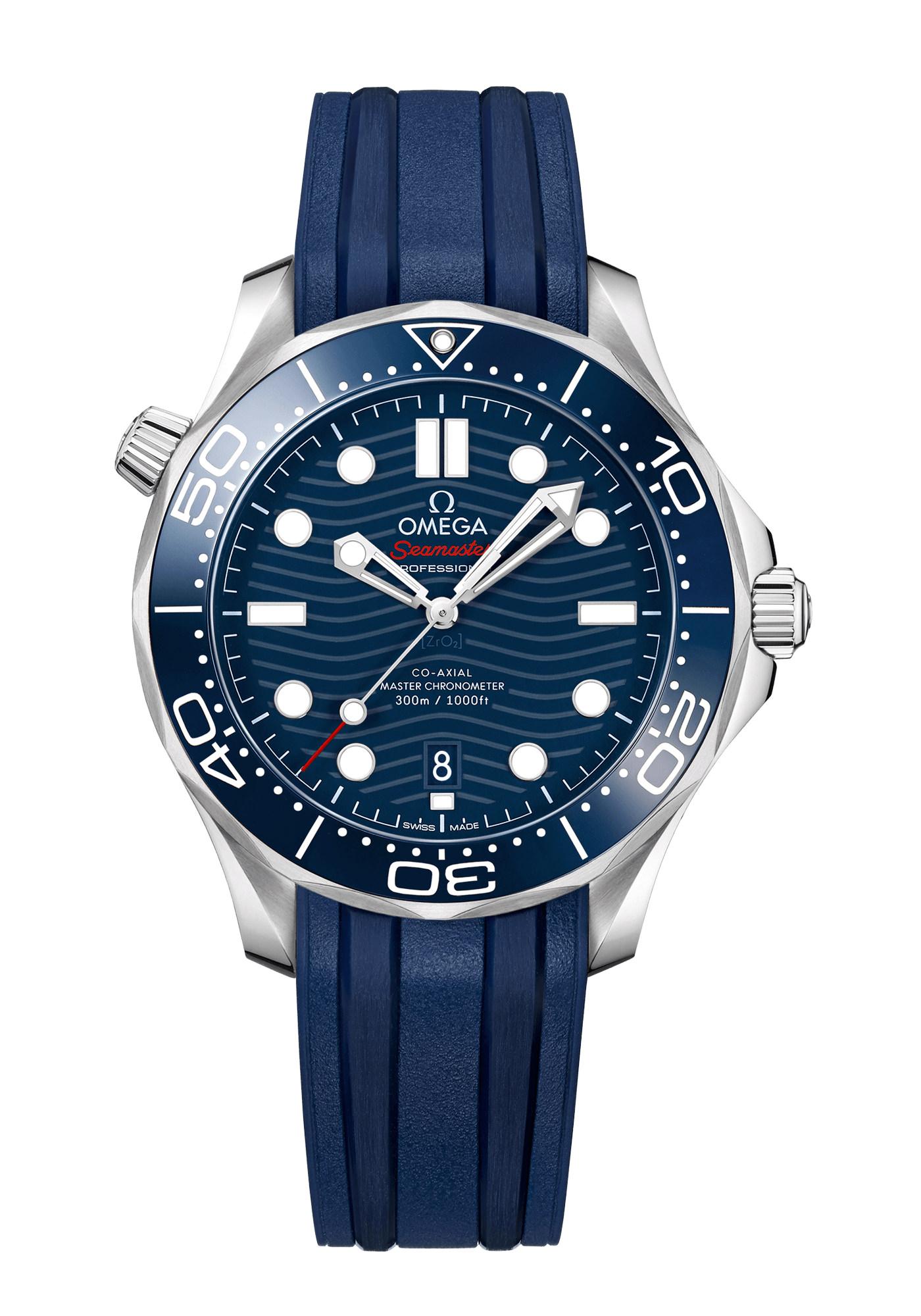 Montres Omega Seamaster Diver 300M Chronometer