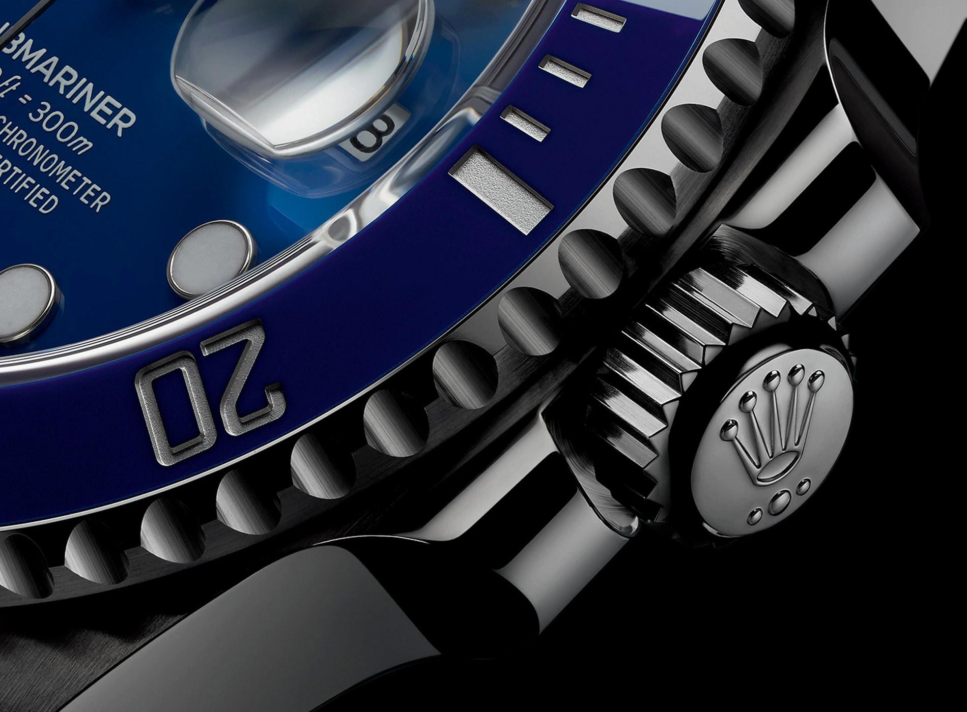Meilleures Montres de Plongée Rolex Submariner Date Acier