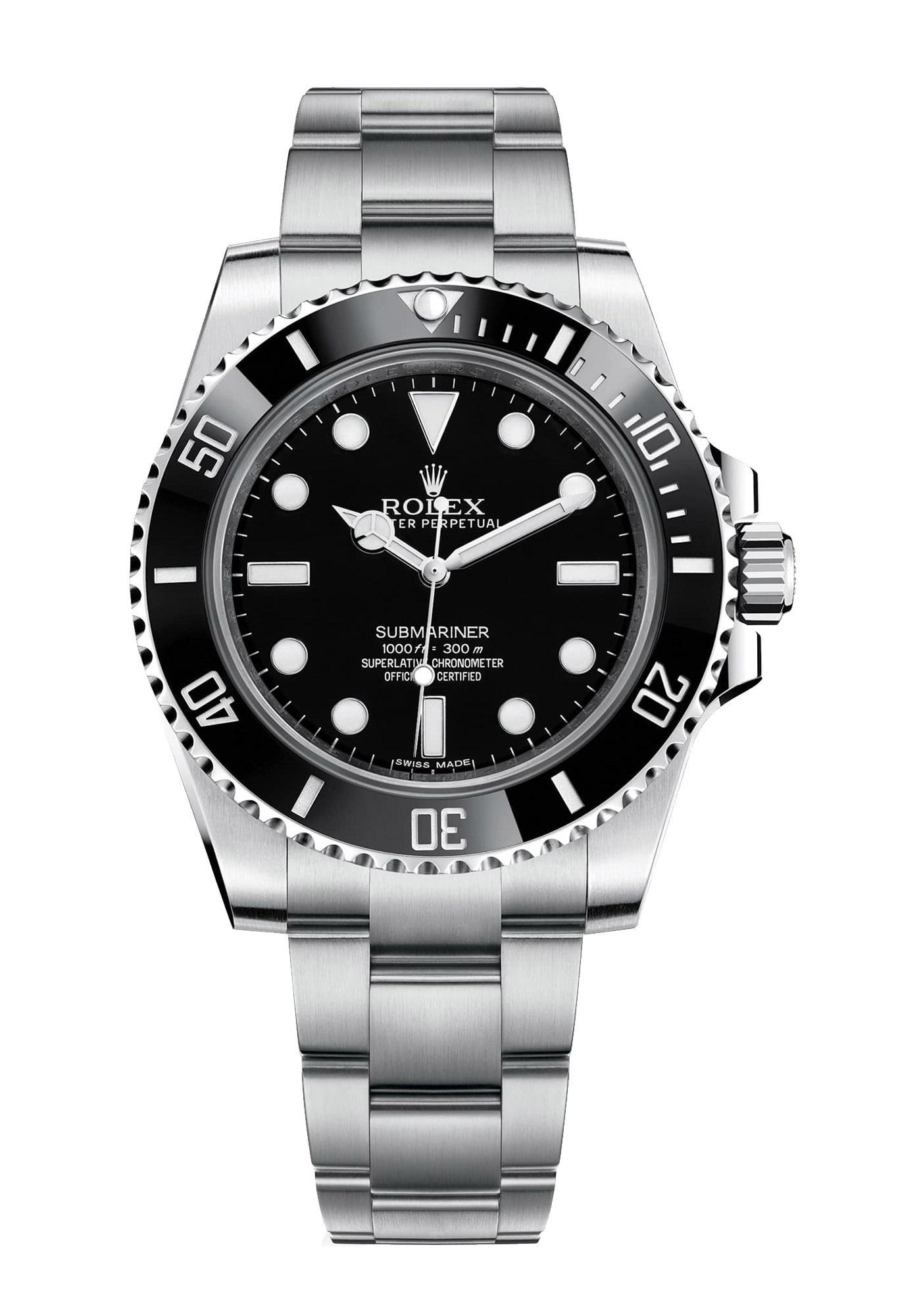 Montres Rolex Submariner Date Acier