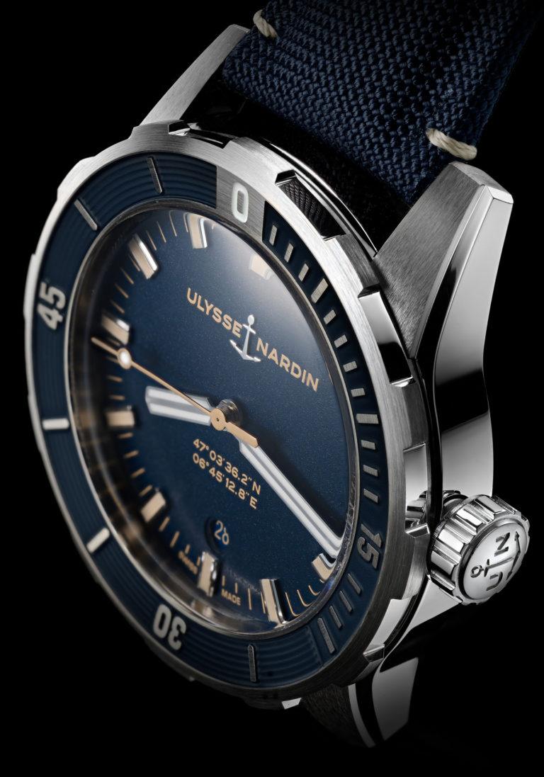 Meilleures Montres de Plongée Ulysse Nardin Diver 42mm