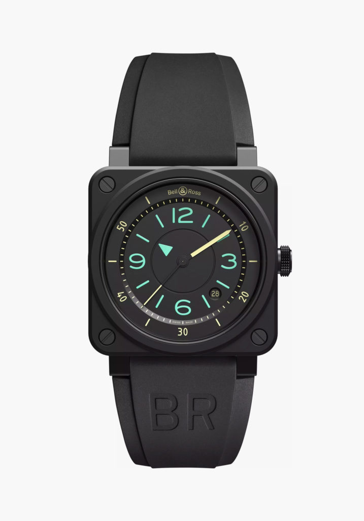 Montre Bell & Ross 03 92 Bi Compass