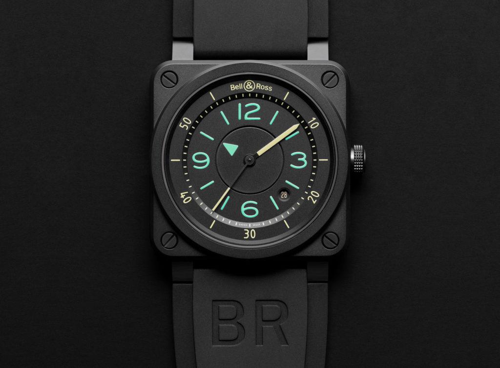 Montre Bell & Ross 03 92 Bi Compass