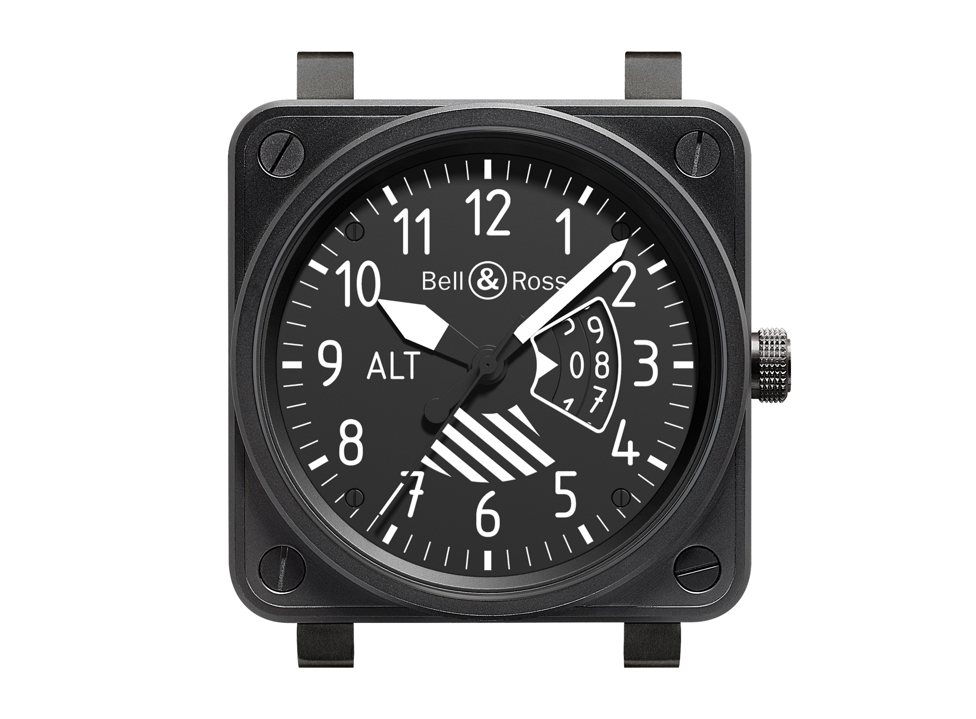 Montre Bell & Ross 03 92 Bi Compass Avioniques