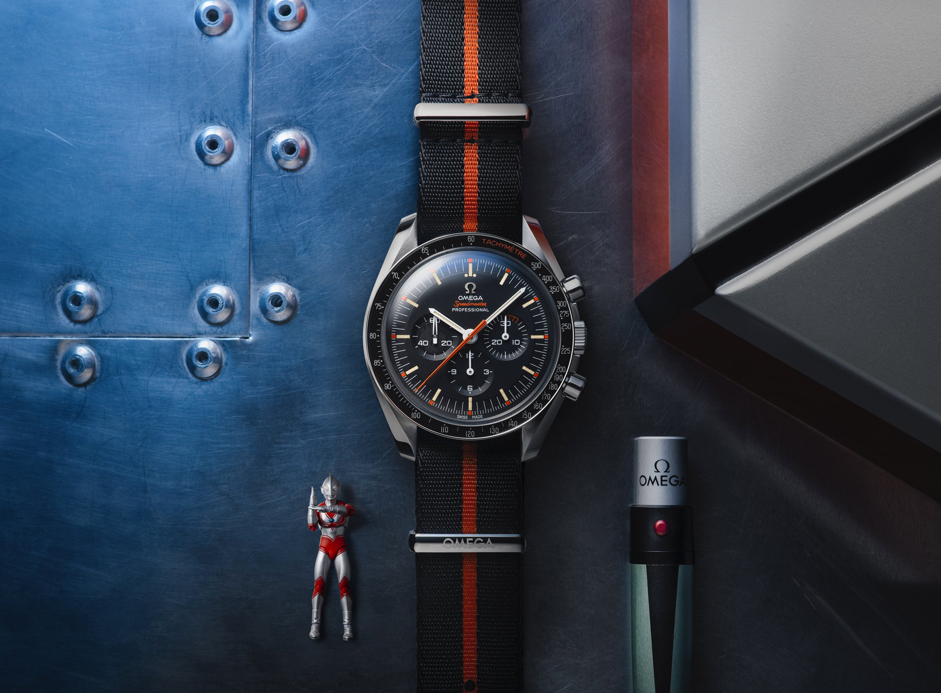 Omega Speedmaster Moonwatch Édition Limitée Speedy Thuesday Ultraman Coffret