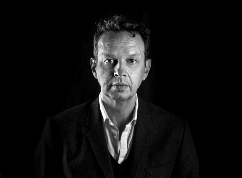 Portrait Tom Dixon Designer The Manzoni
