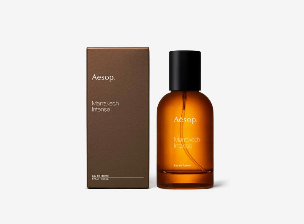 Sélection Beauté Homme Aesop Parfum Marrakech Intense