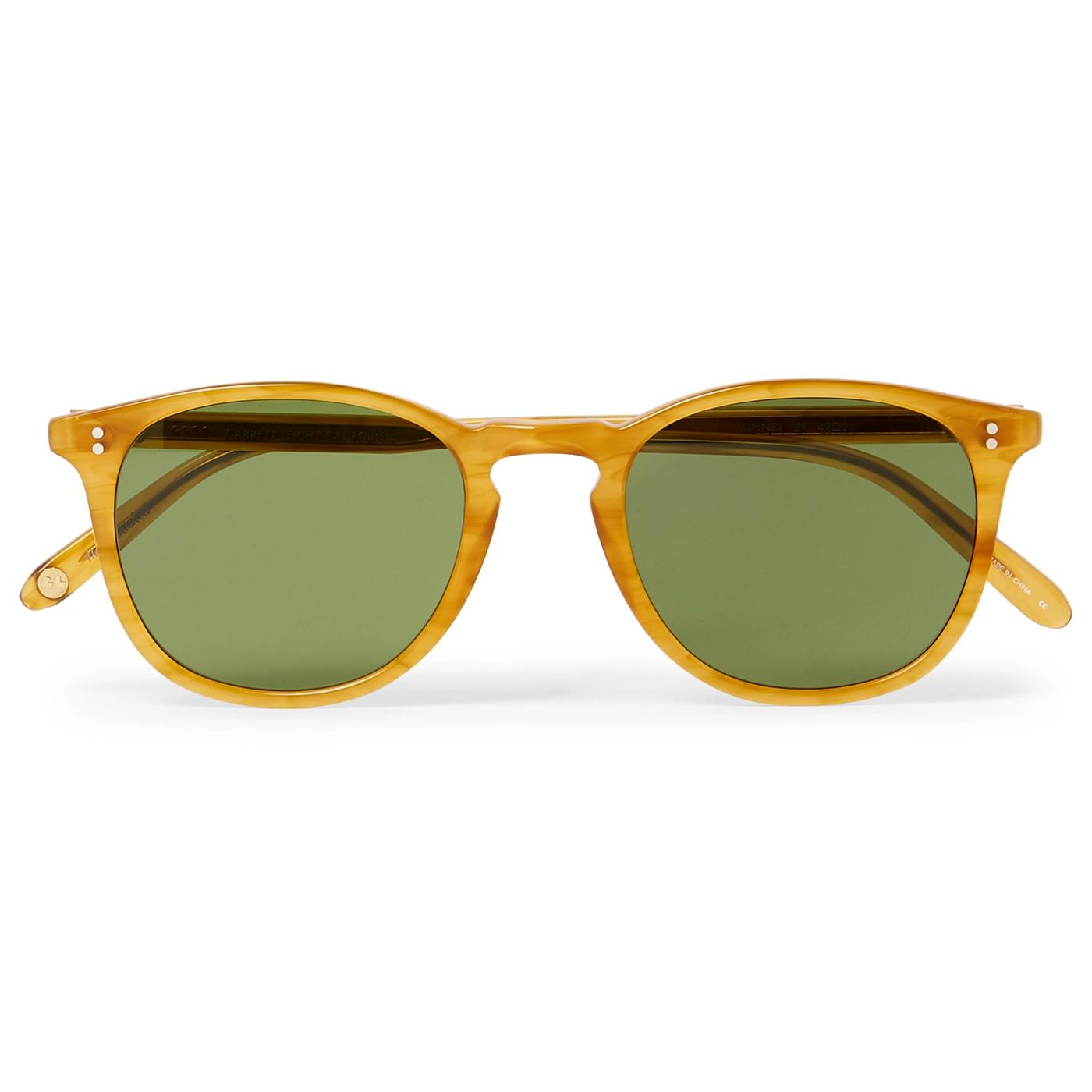 Style Mr Porter Lunettes de Soleil Garreth Leight Kinney 49