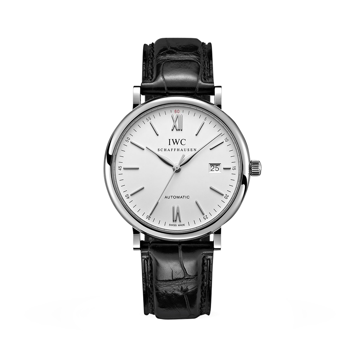 Style Mr Porter Montre IWC SCHAFFHAUSEN Portofino Automatic 40mm
