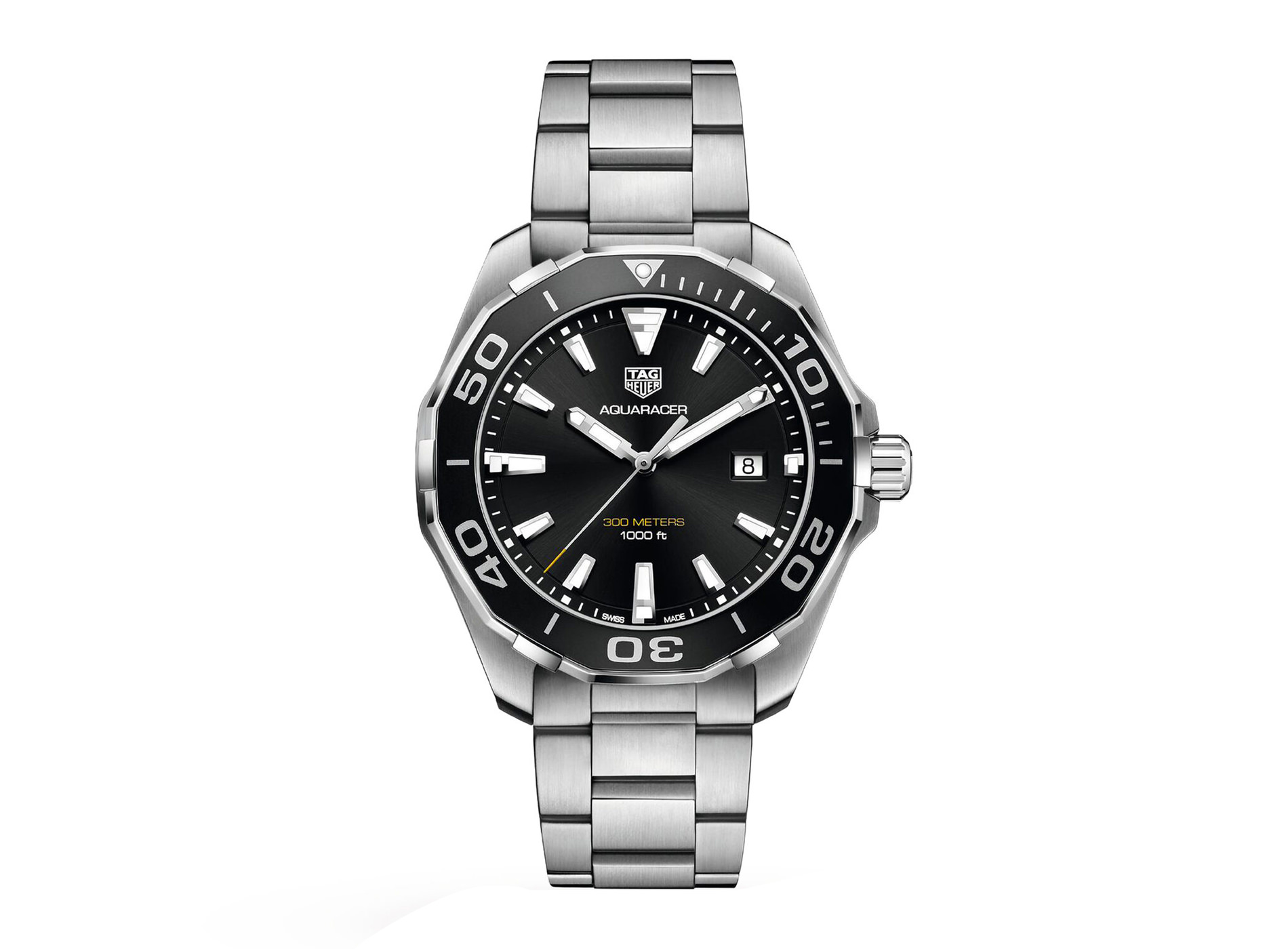 Style Mr Porter Montre Tag Heuer Aquaracer