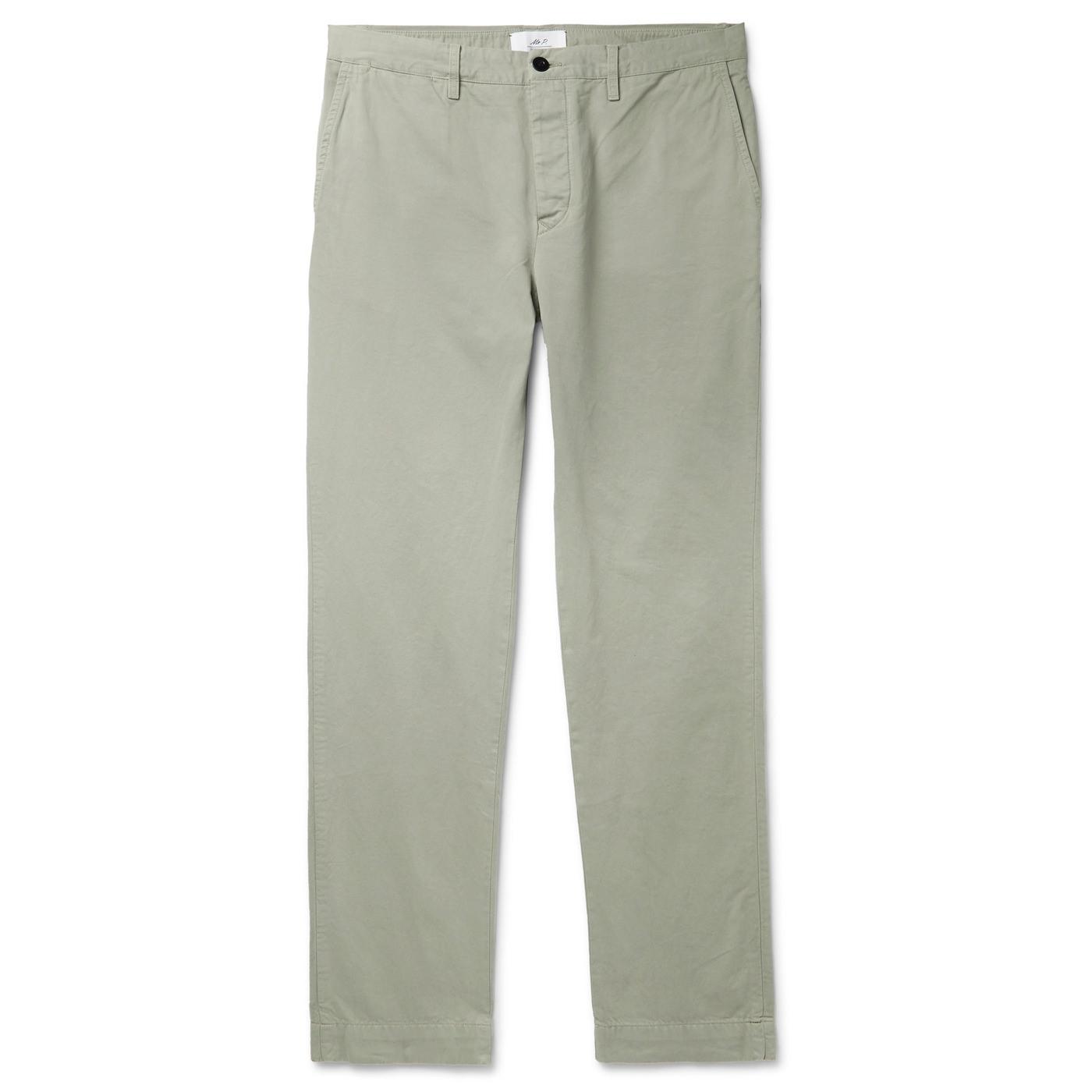 Style Mr Porter Pantalon Mr P. Chinos