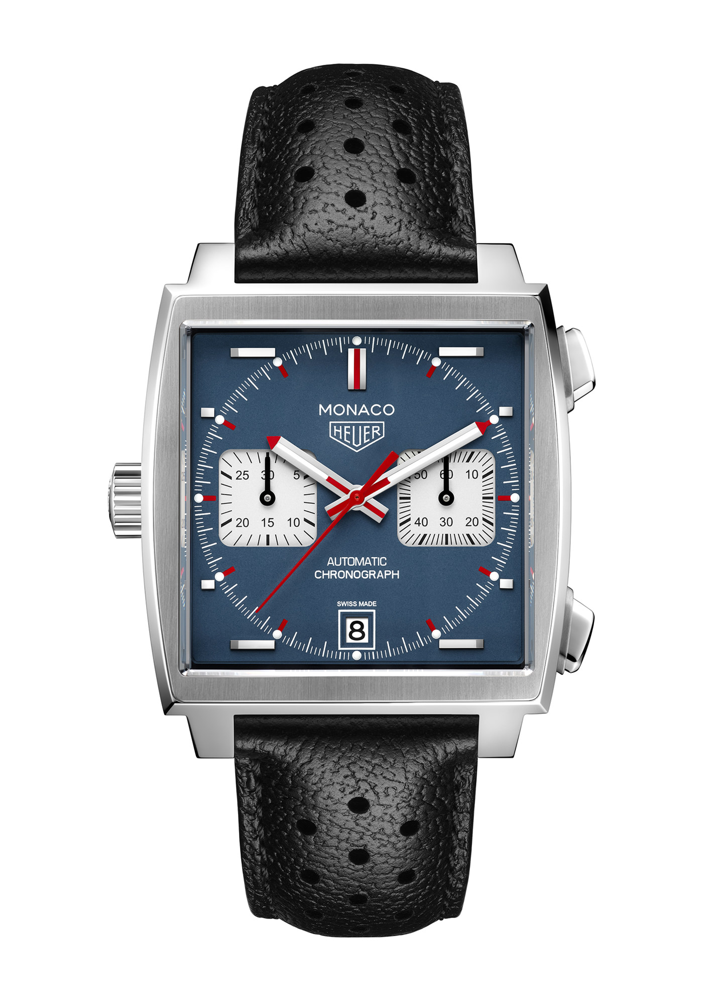 Tag Heuer Monaco Calibre 11 Chronographe Automatique Edition 2015