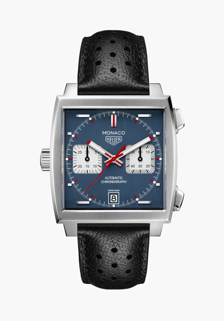 Tag Heuer Monaco Calibre 11 Chronographe Automatique Cover