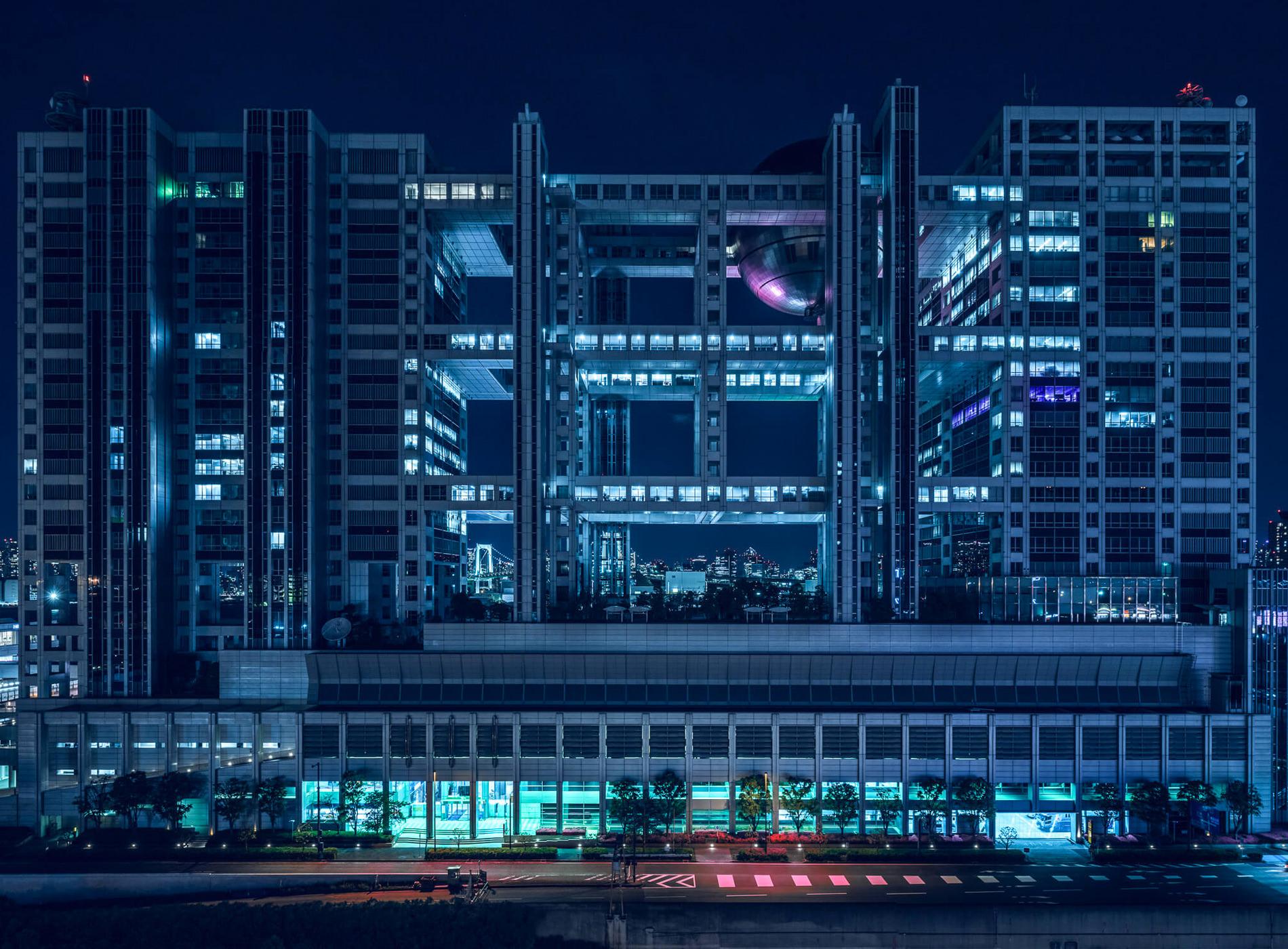 Tom Blachford Nihon Noir Photographie Tokyo