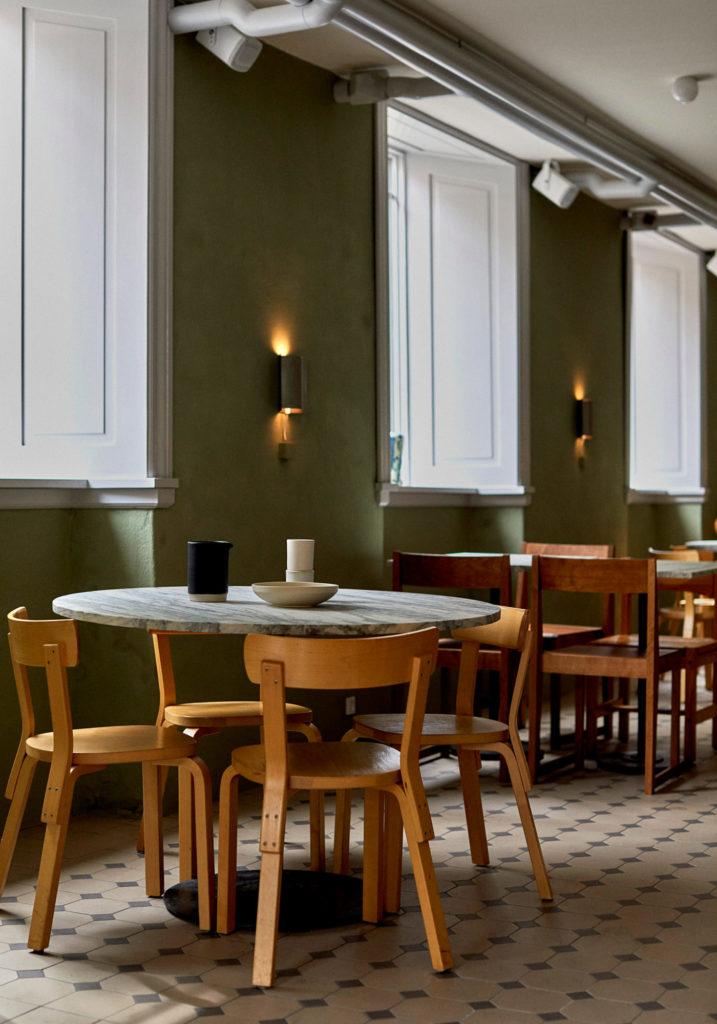 Yaffa Restaurant City Guide Copenhague Bistro Français