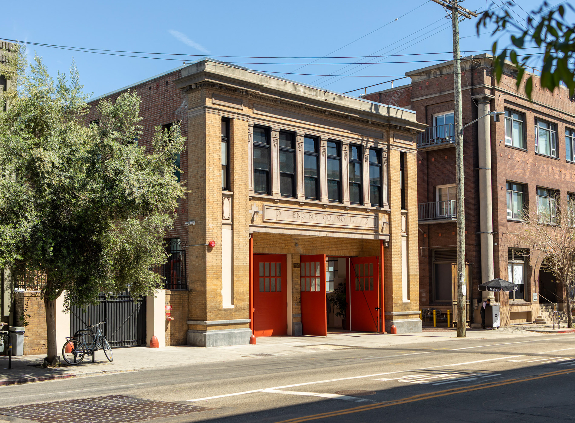 City Guide Los Angeles Arts District Firehouse Hotel Architecture