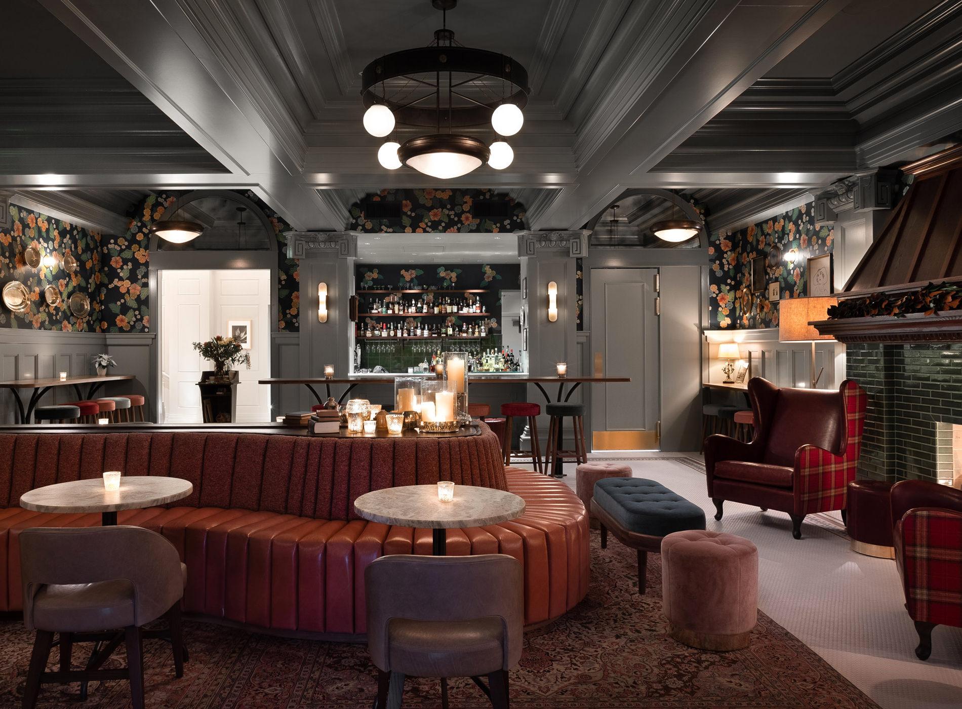 City Guide Portland Woodlark Hotel Restaurant