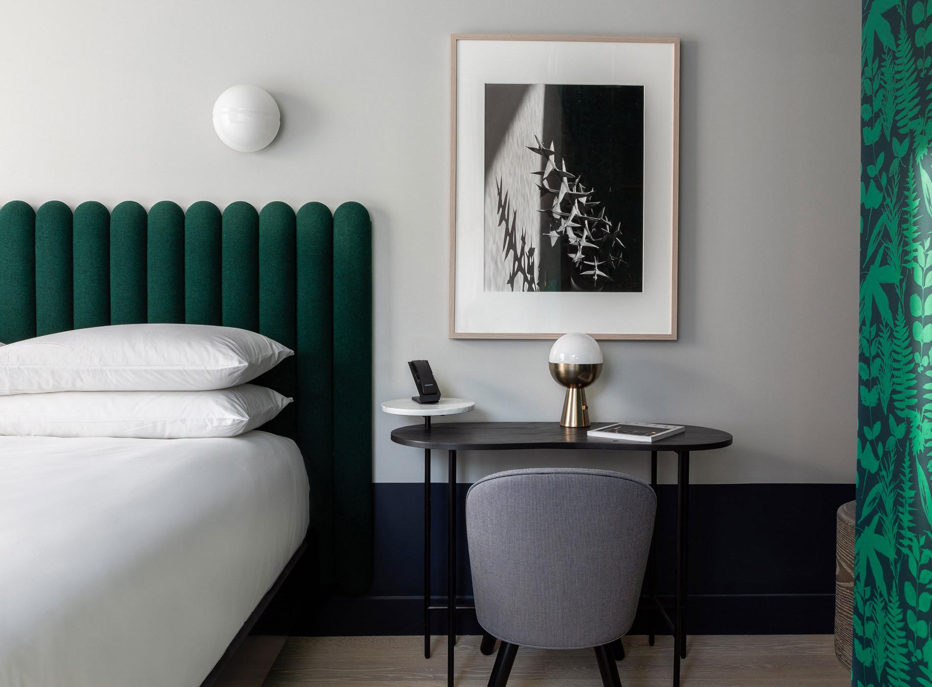 City Guide Portland Woodlark Hotel Chambre Détails