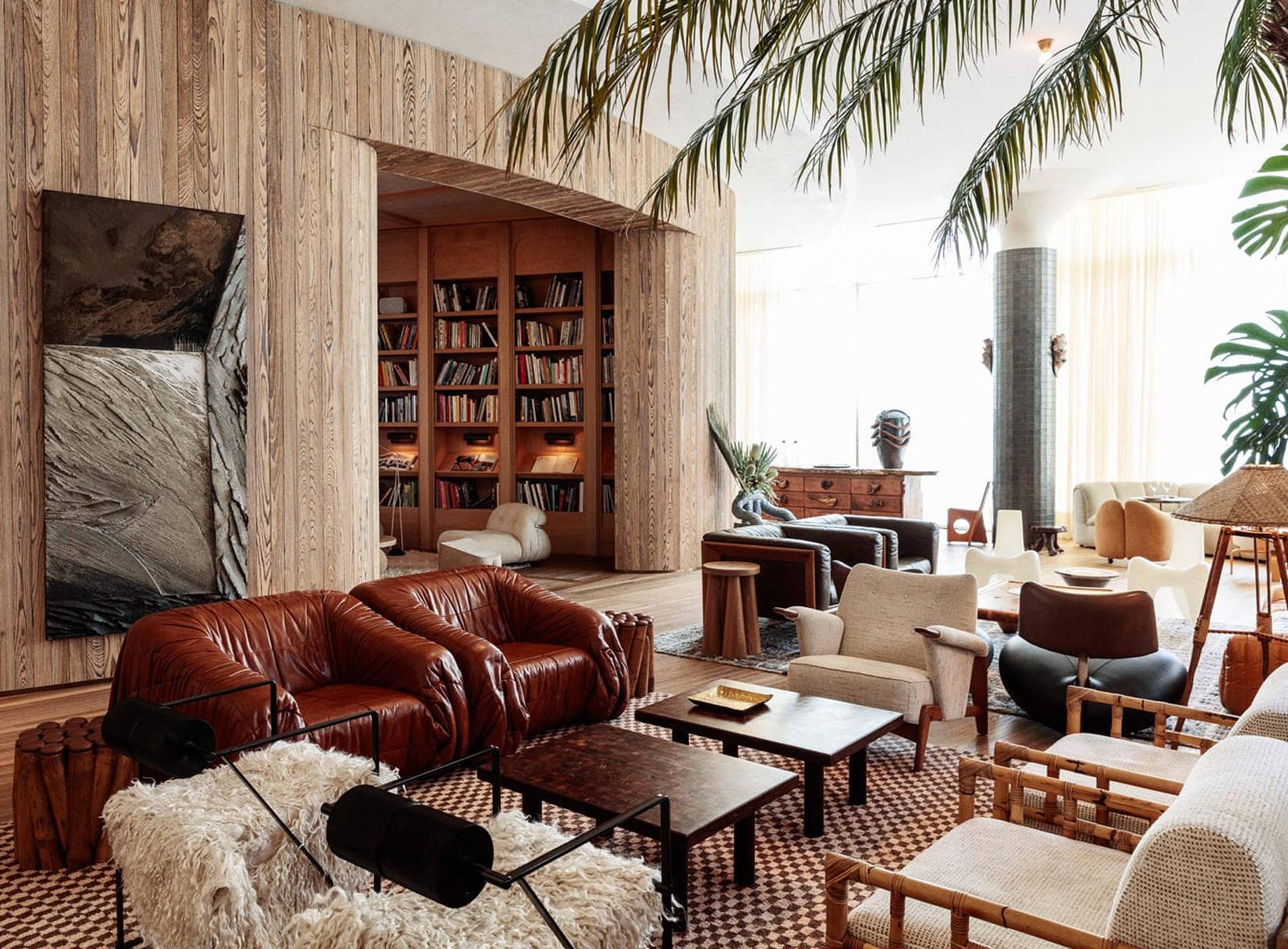 City Guide Santa Monica Proper Hotel Inspiration Espaces