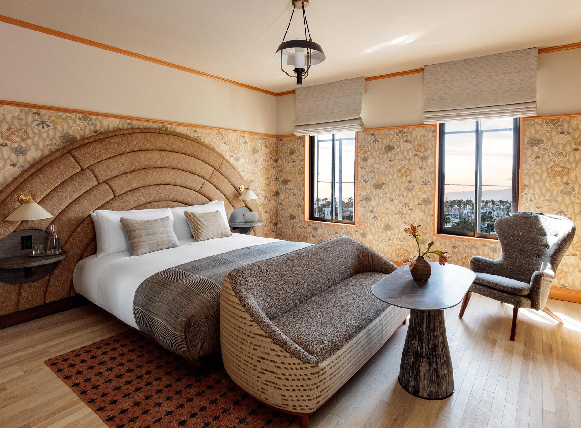 City Guide Santa Monica Proper Hotel Suite Deluxe