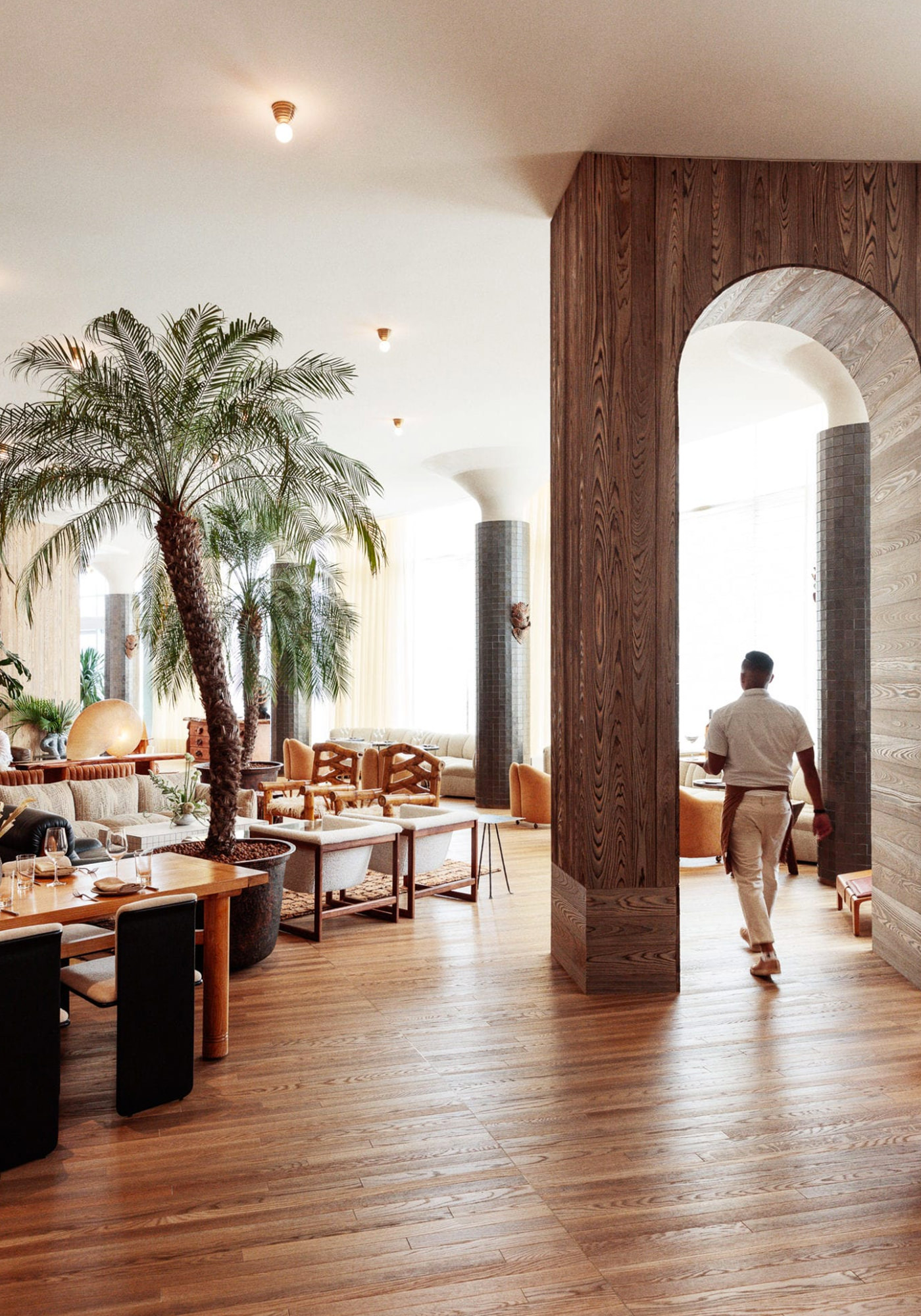 City Guide Santa Monica Proper Hotel Restaurant