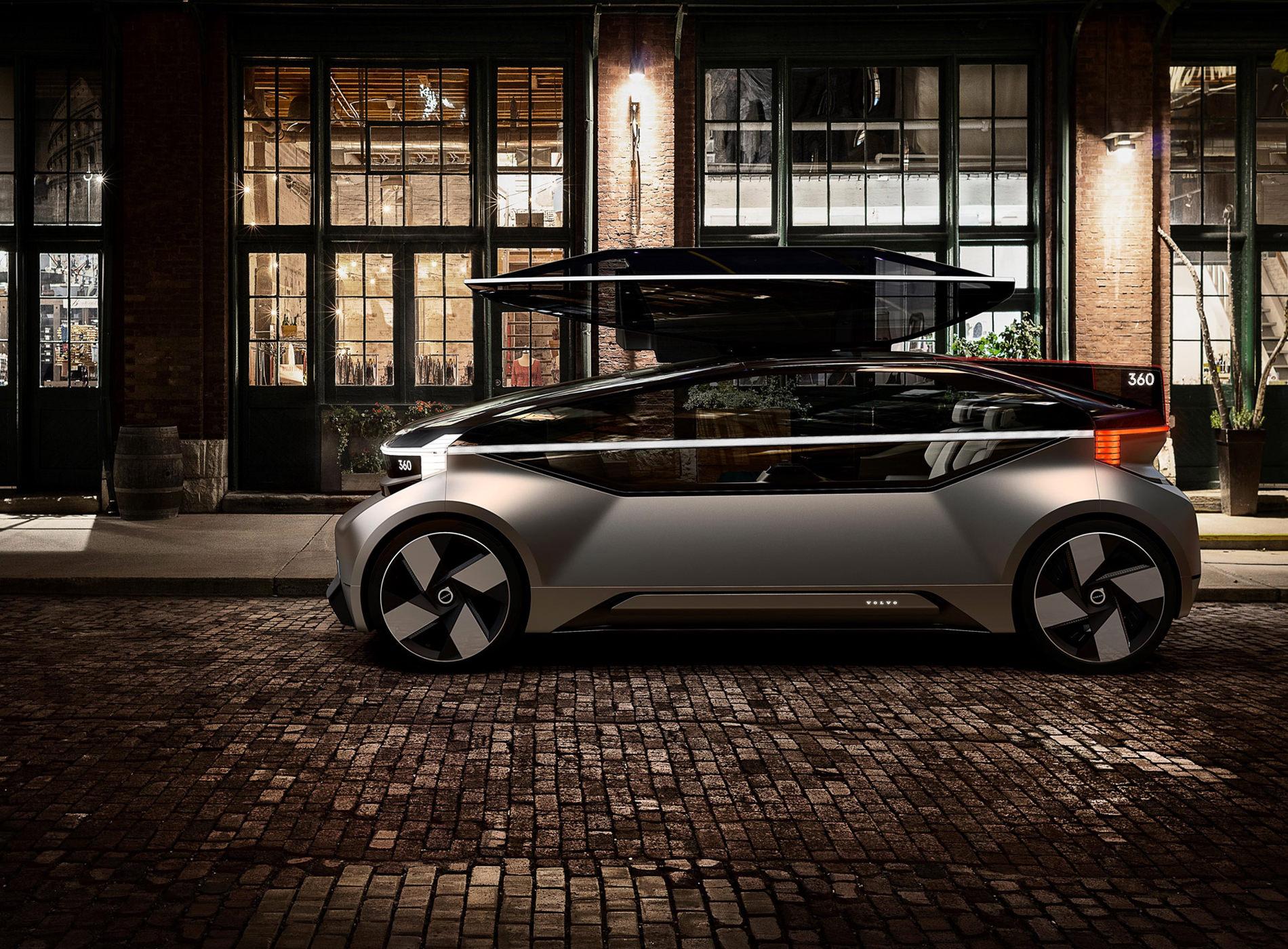 Concept Volvo 360C Inspiration
