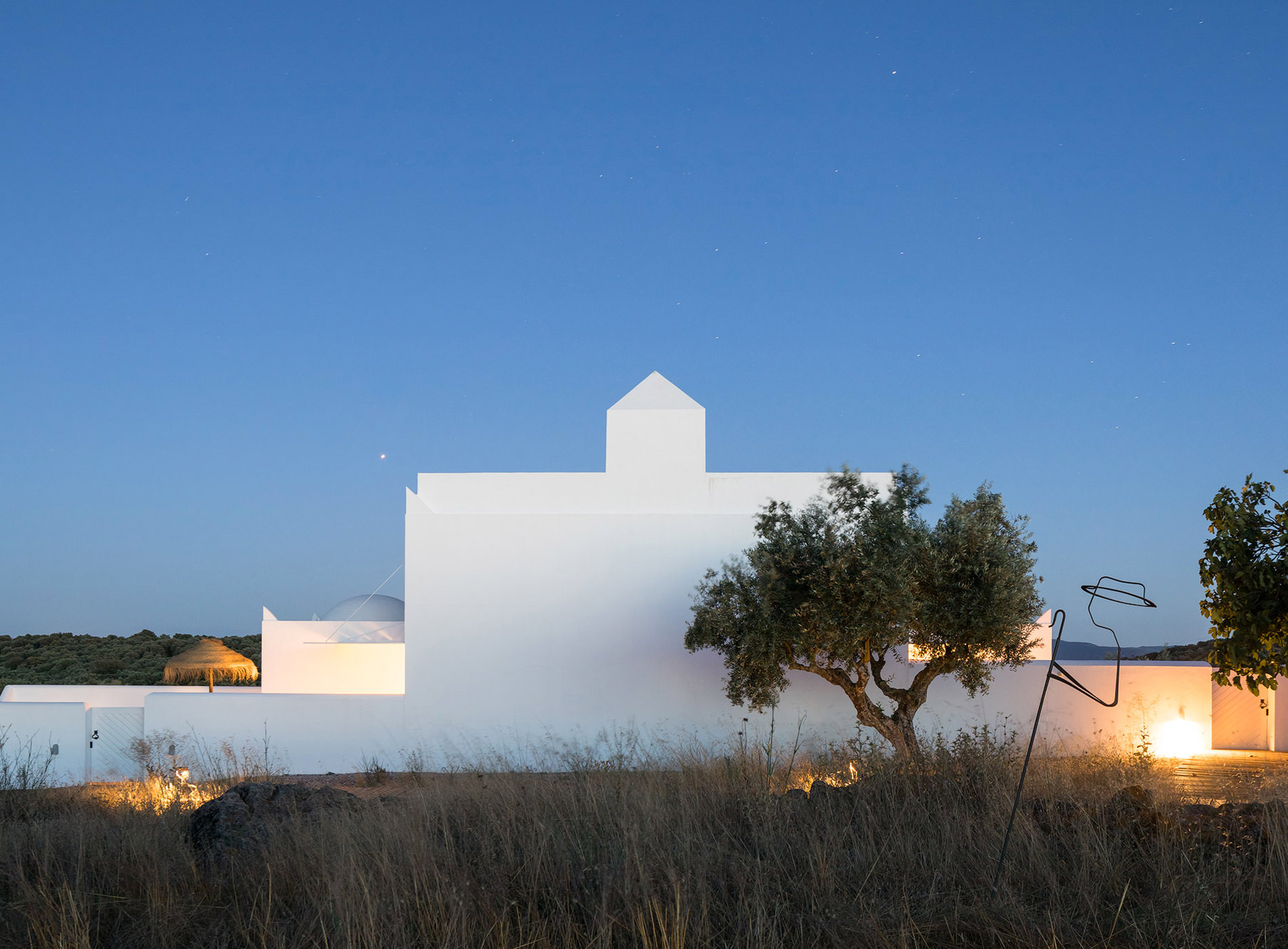Da Licenca Hotel Alentejo Estremoz Portugal Architecture