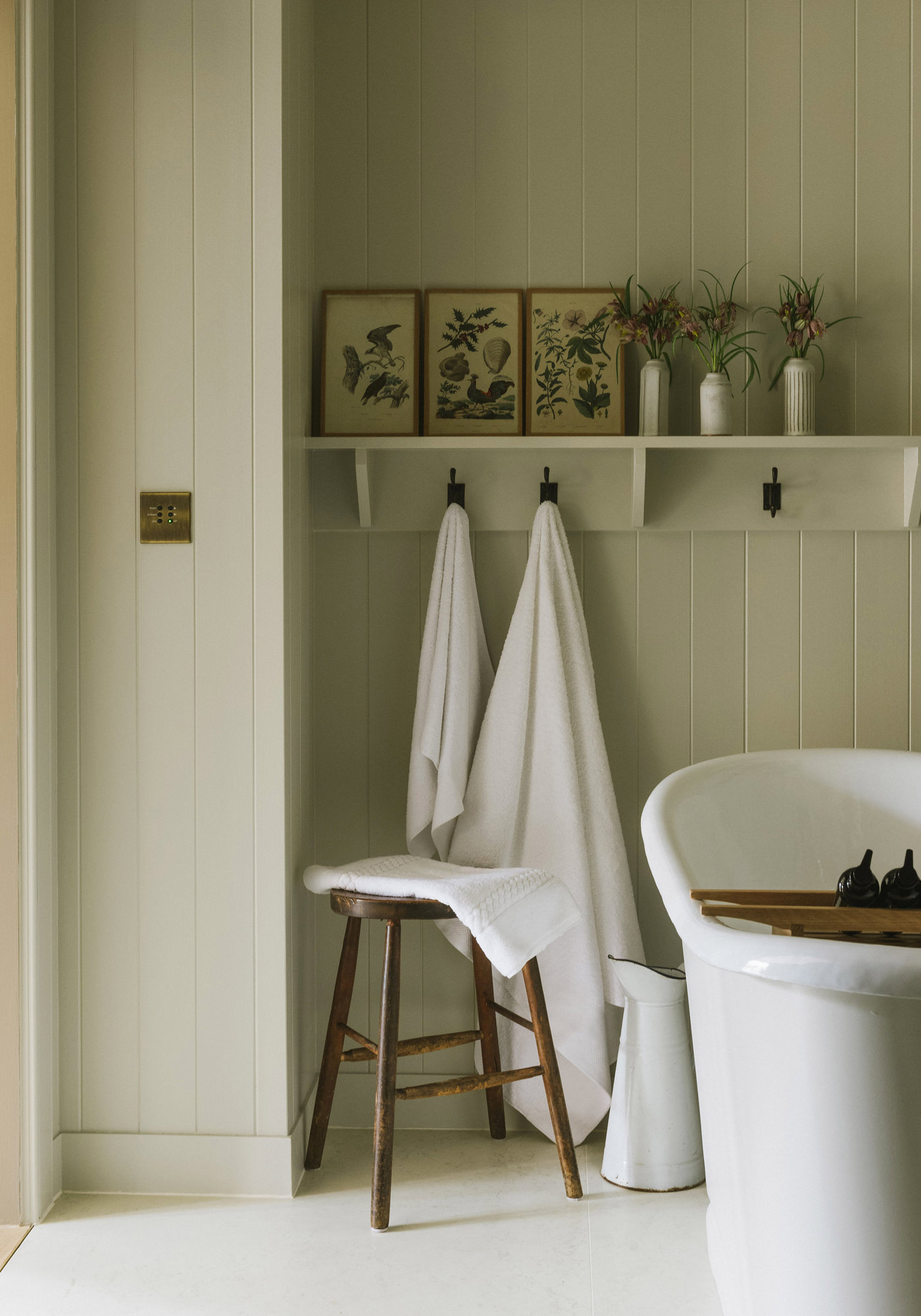 Heckfield Place Hotel Country House Hampshire Salle de Bain