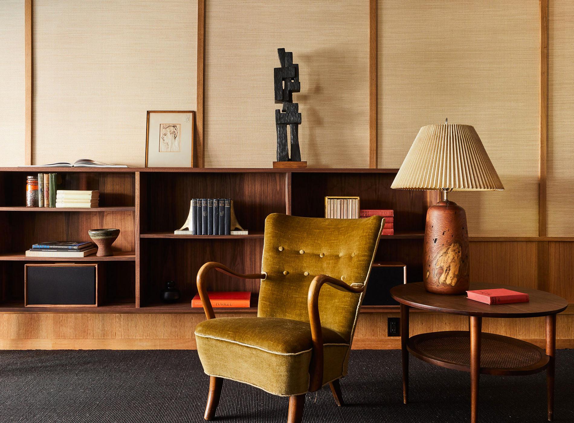 Hotel Kinsley Uptown Kingston Etat New York Hudson Valley Salon