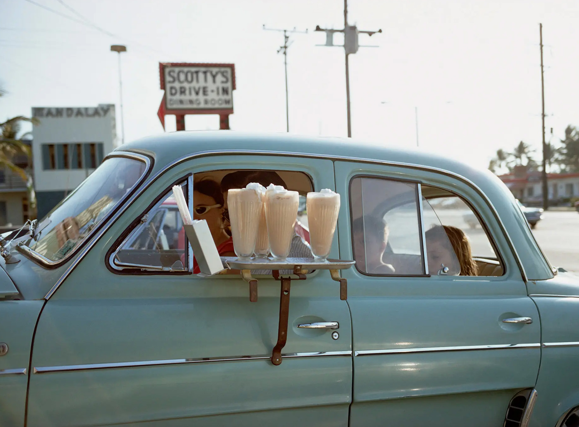 Joel Meyerowitz, Florida, 1967