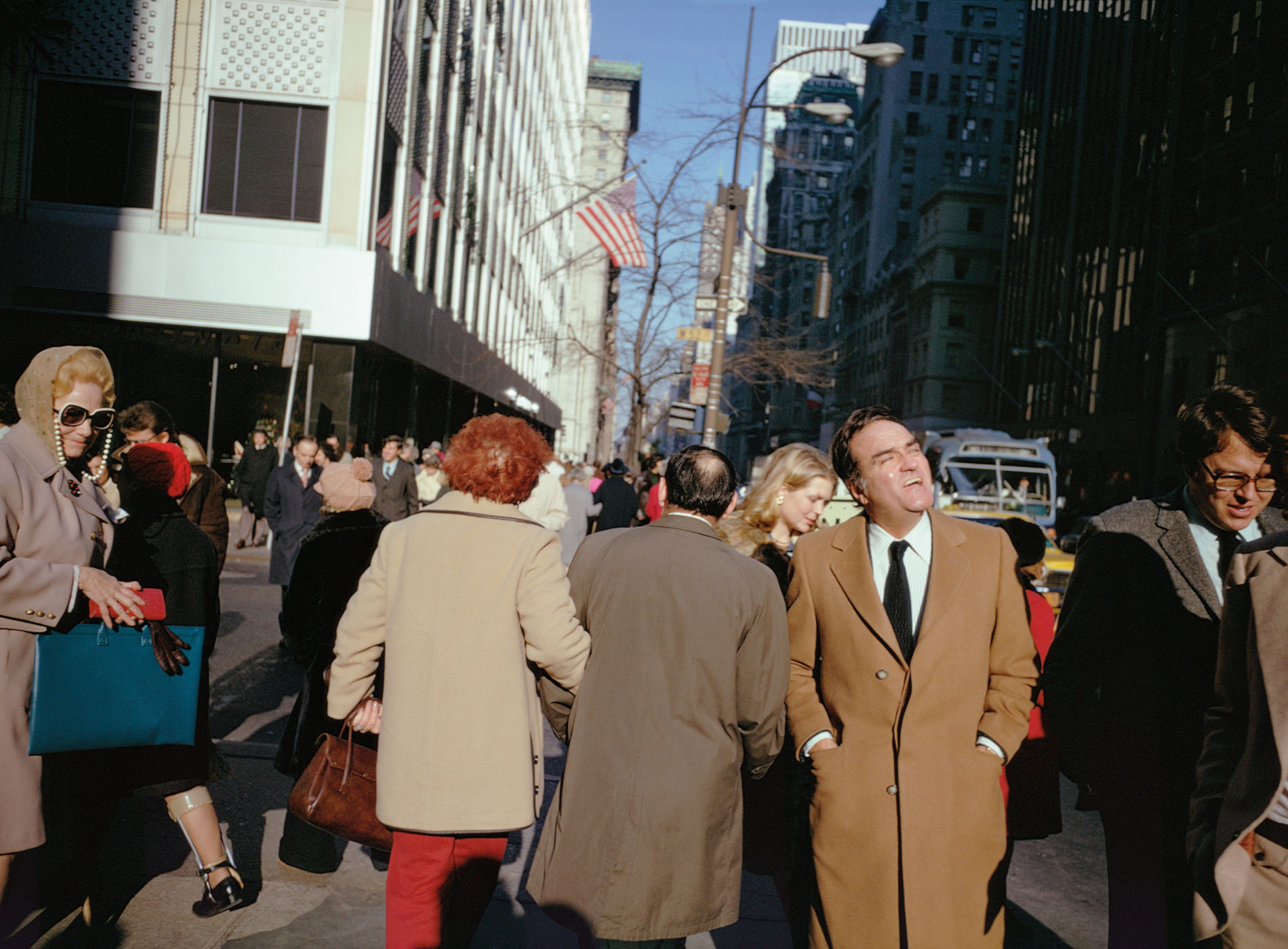 Joel Meyerowitz, New York City, 1974