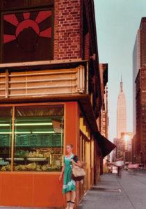 Joel Meyerowitz, New York City, 1978