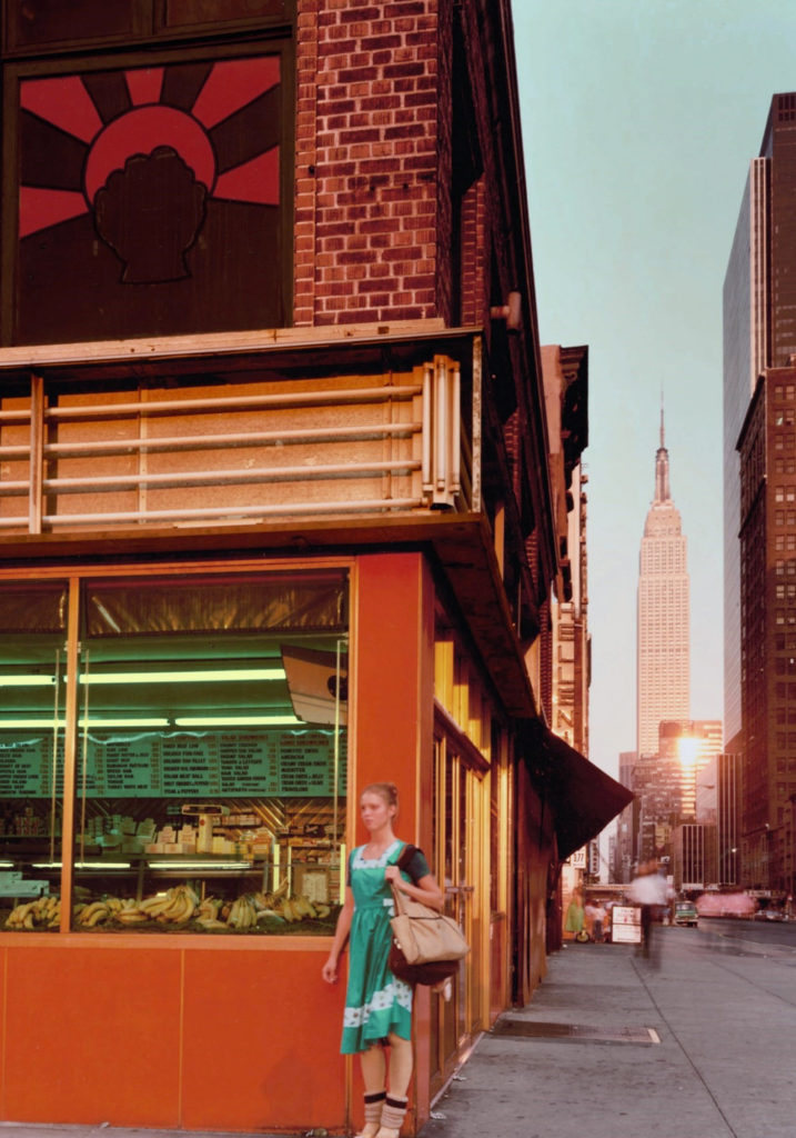 Joel Meyerowitz, New York City, 1978