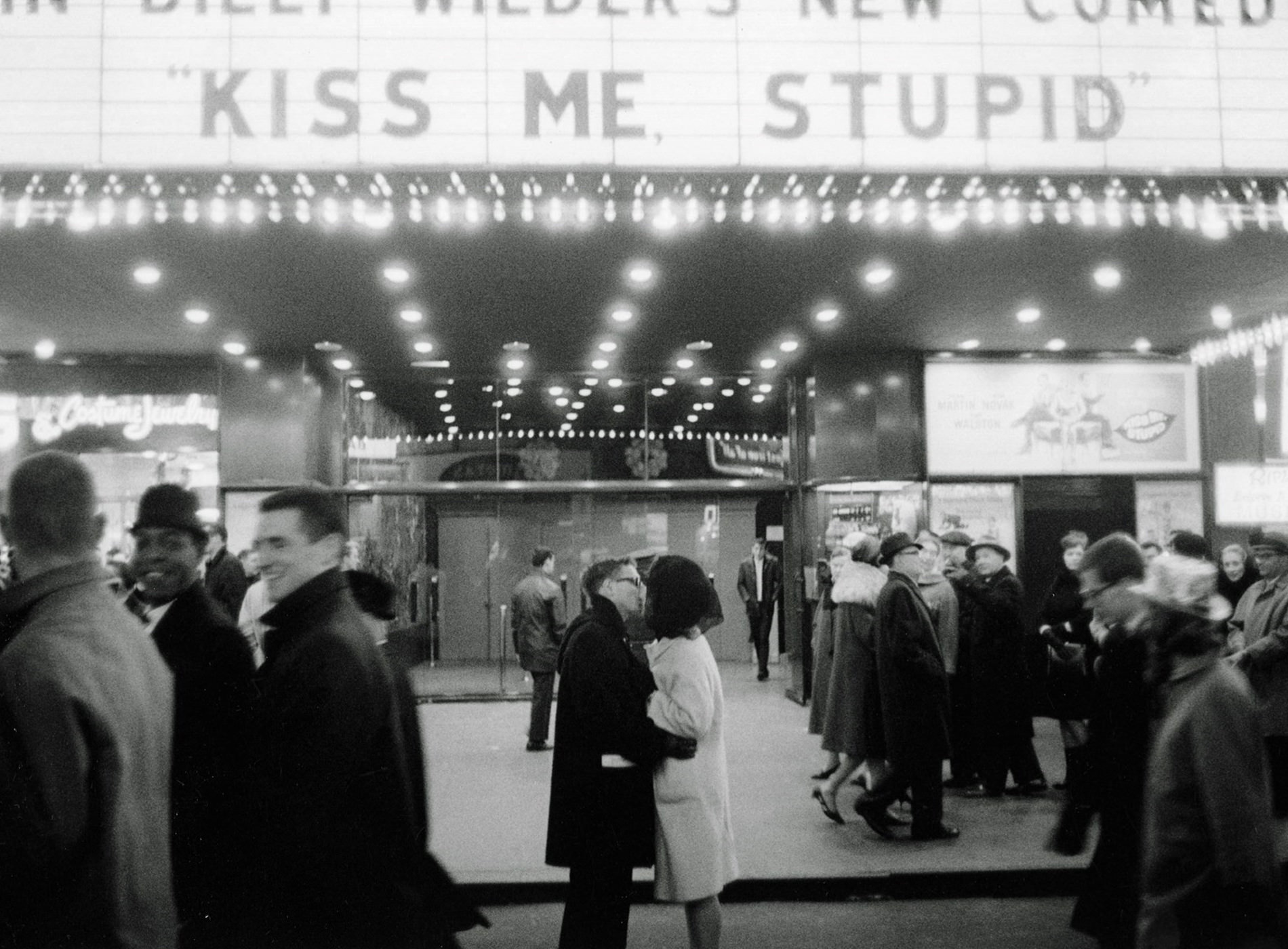 Joel Meyerowitz, New York City, 1965