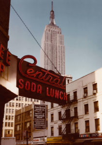 Joel Meyerowitz, New York City, Empire State Building