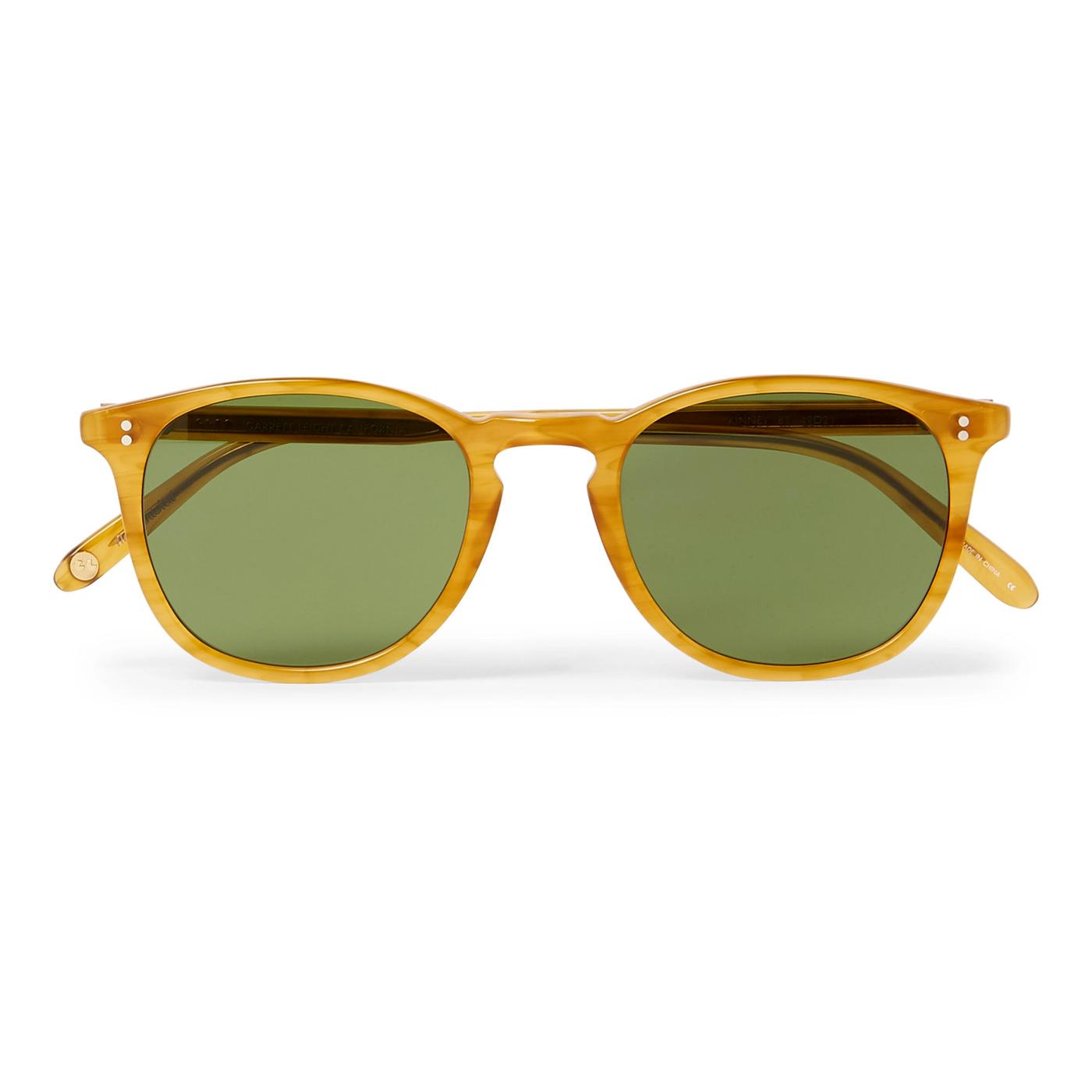 Style Mr Porter Lunettes Soleil Garrett Leight California Kinney Acetate