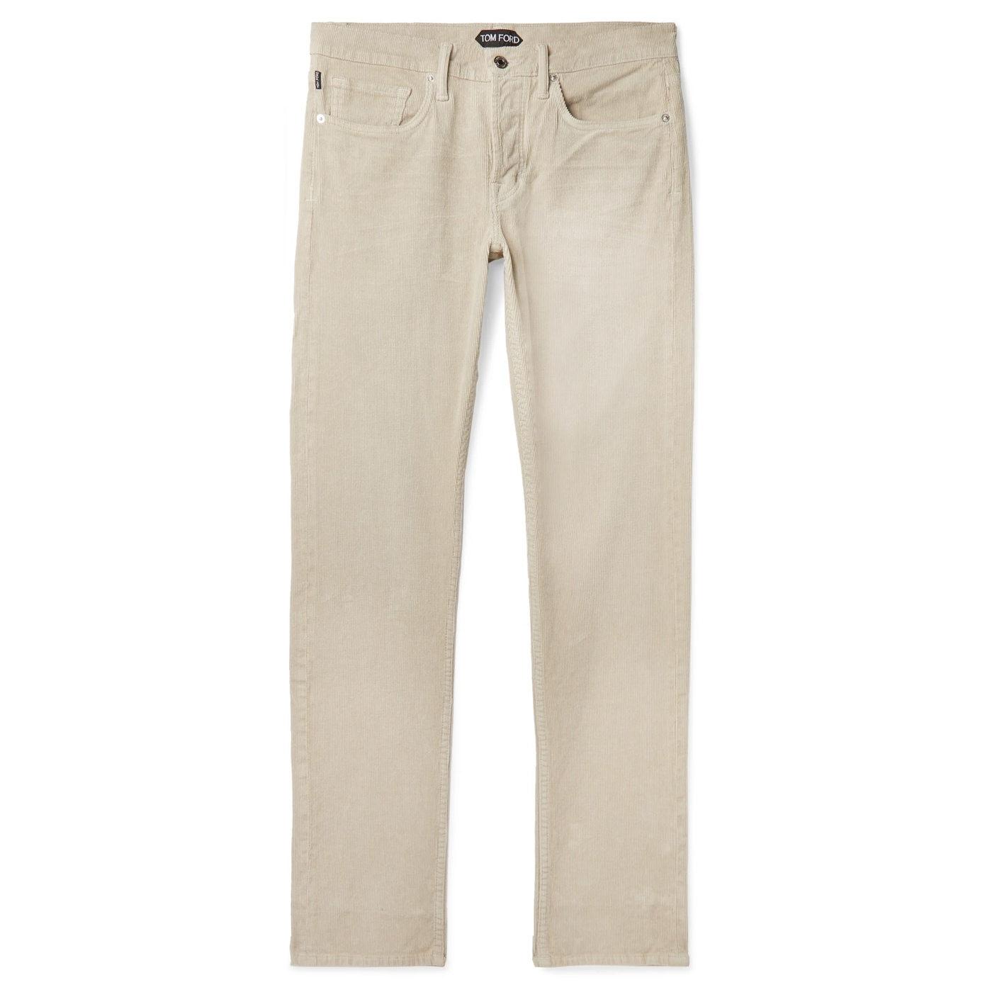 Style Mr Porter Pantalon Slim Fit Tom Ford