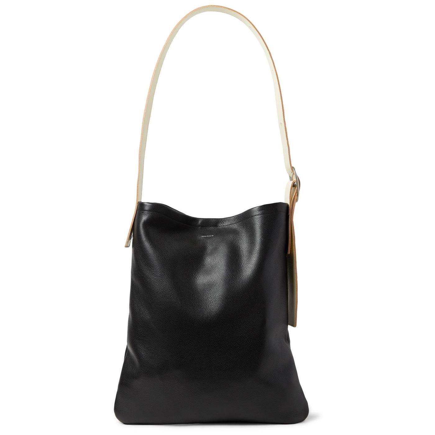 Style Mr Porter Sac Tote Bag Hender Scheme Cuir Noir