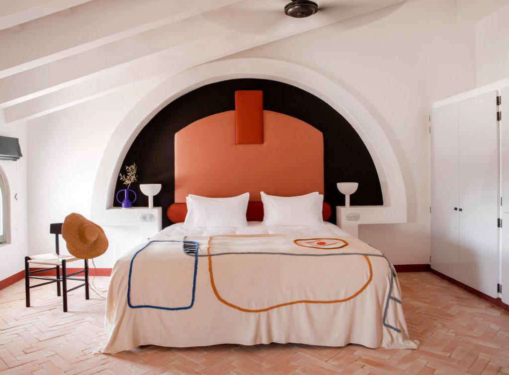 The Menorca Experimental Hotel Minorque Les Baléares Espagne Suite Chambre