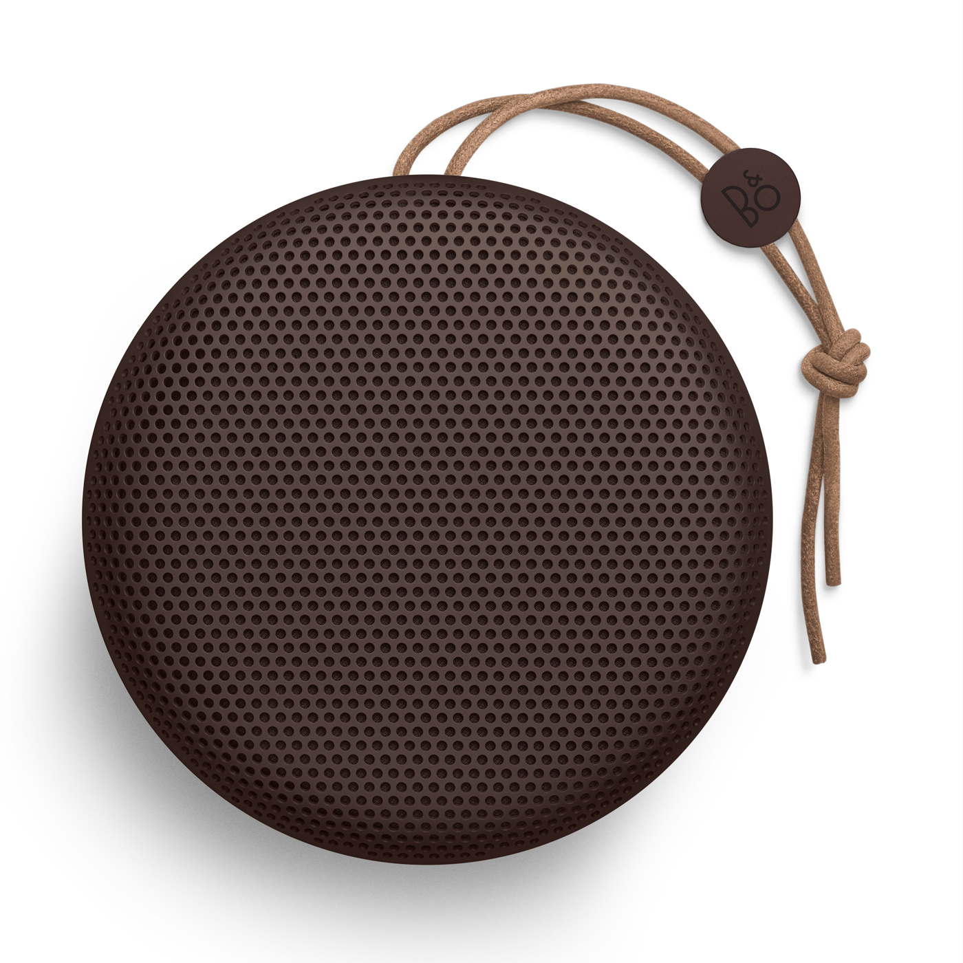 Bang & Olufsen Collection Automne Hiver 2019 Beoplay A1 Chestnut