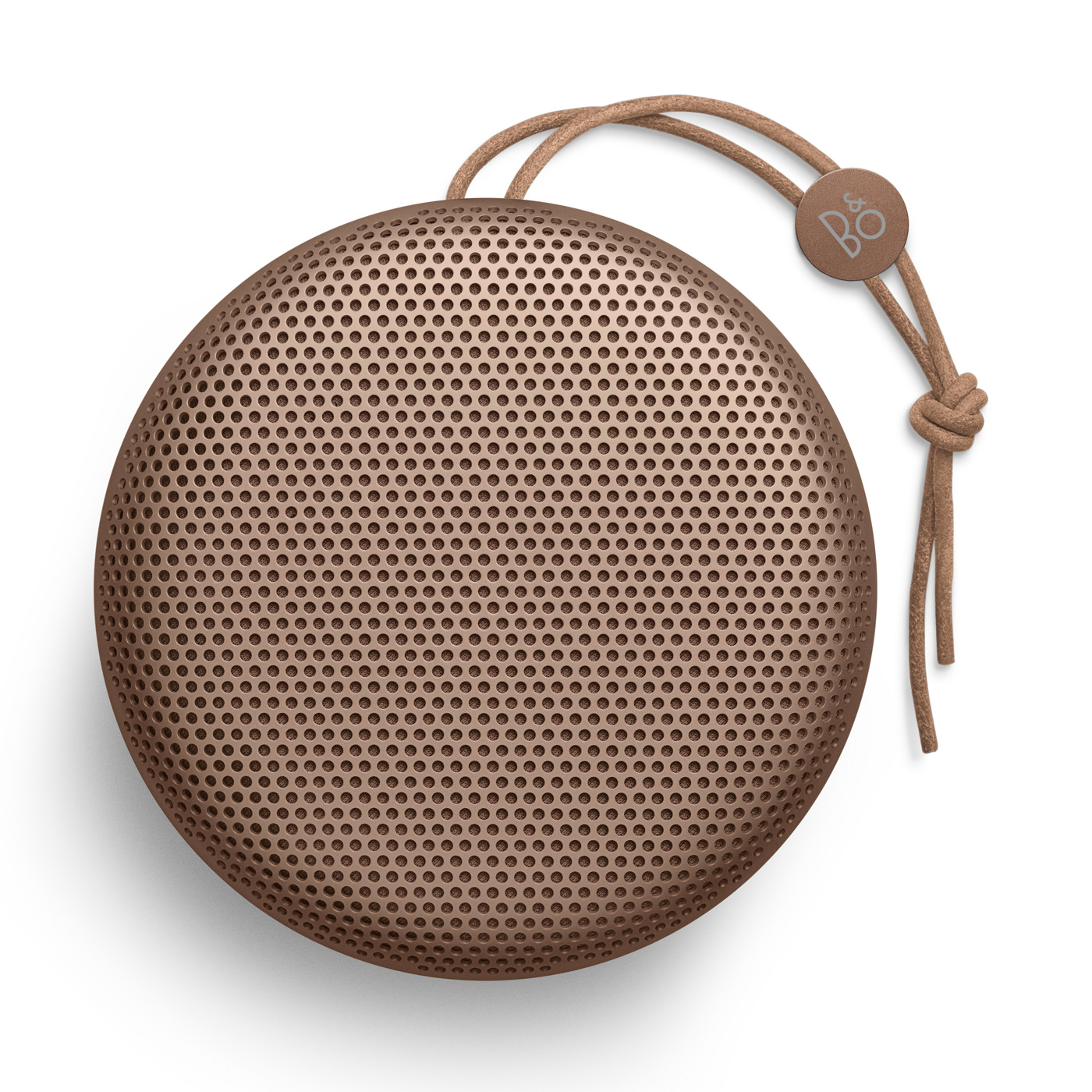 Bang & Olufsen Collection Automne Hiver 2019 Beoplay A1 Tan